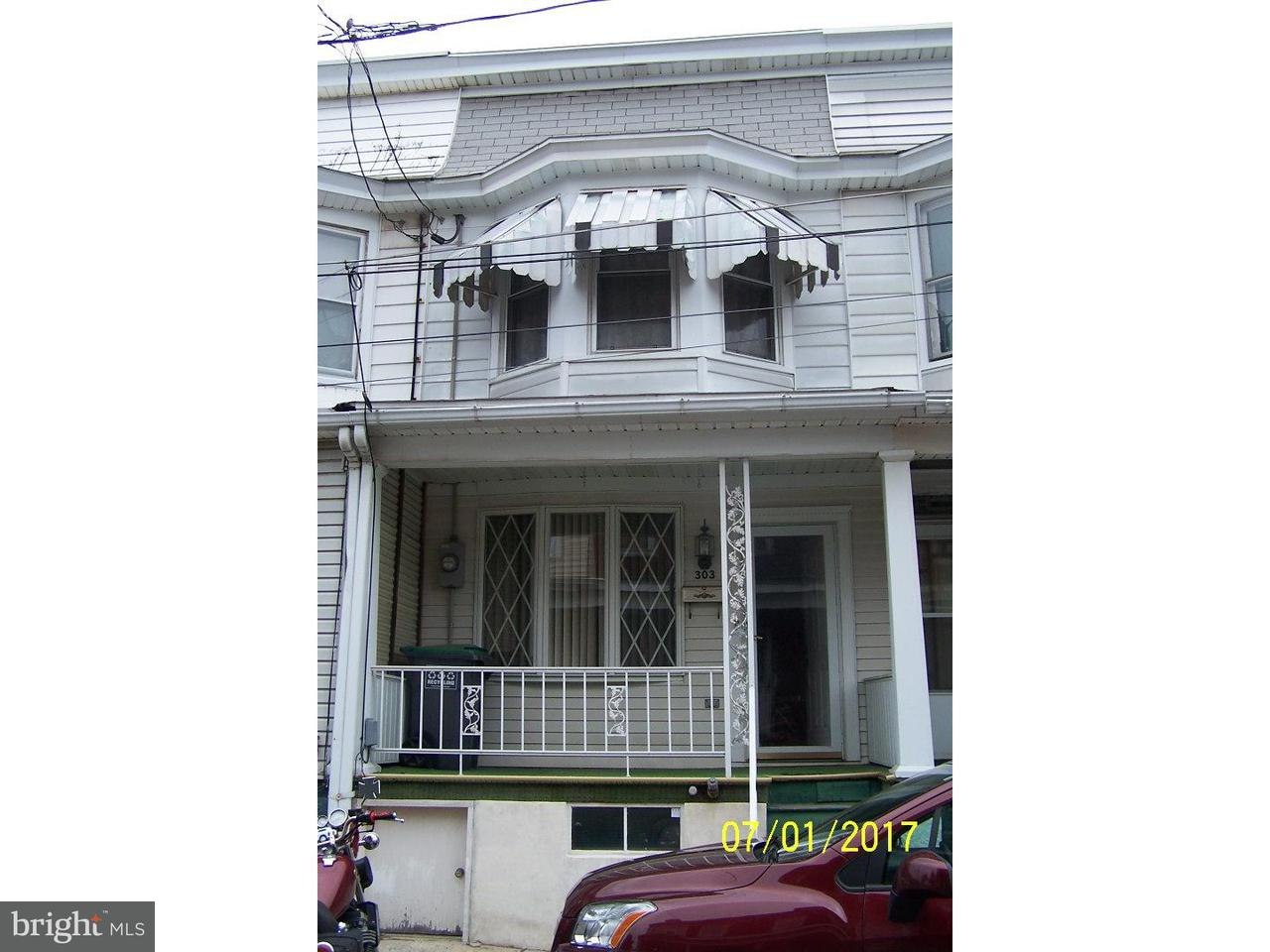 Townhouse for Sale at 303 RACE Street Tamaqua, Pennsylvania 18252 United States
