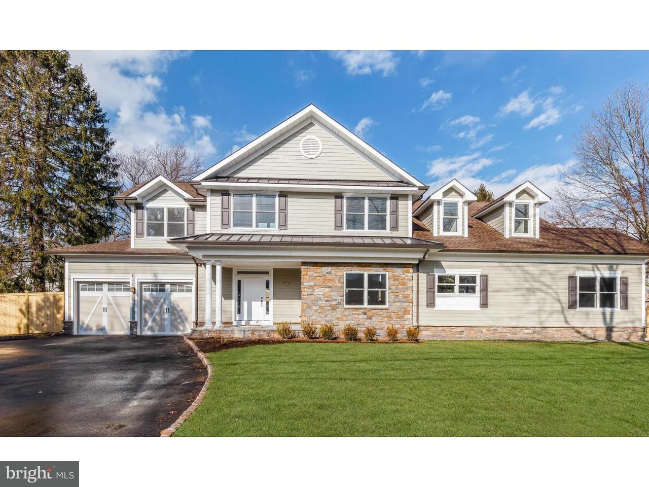 Частный односемейный дом для того Аренда на 252 TERHUNE Road Princeton, Нью-Джерси 08540 Соединенные ШтатыВ/Около: Princeton