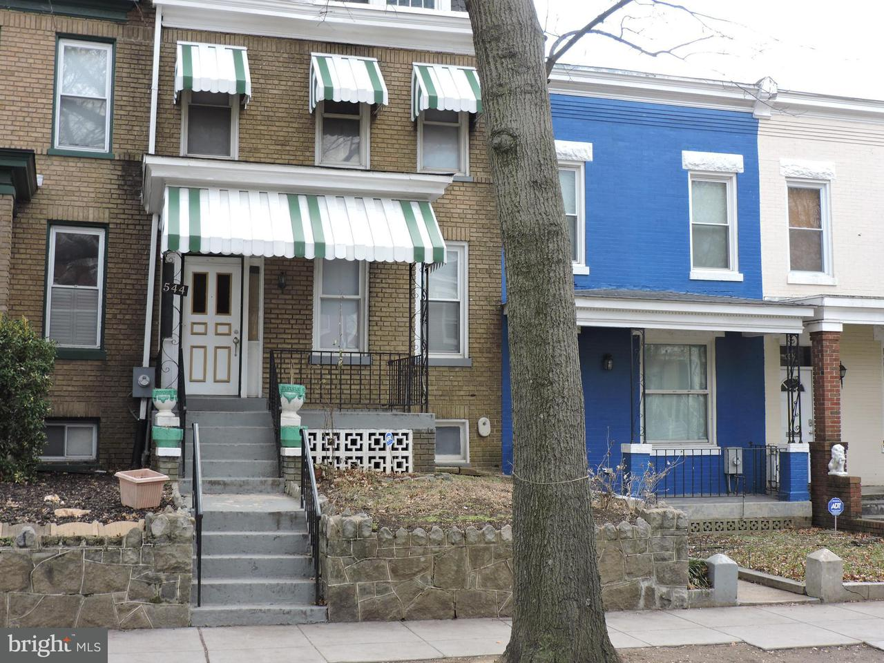Other Residential for Rent at 544 Irving St NW Washington, District Of Columbia 20010 United States