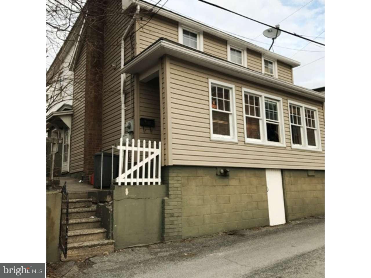 Single Family Home for Sale at 247 FRANKLIN Street Tamaqua, Pennsylvania 18252 United States