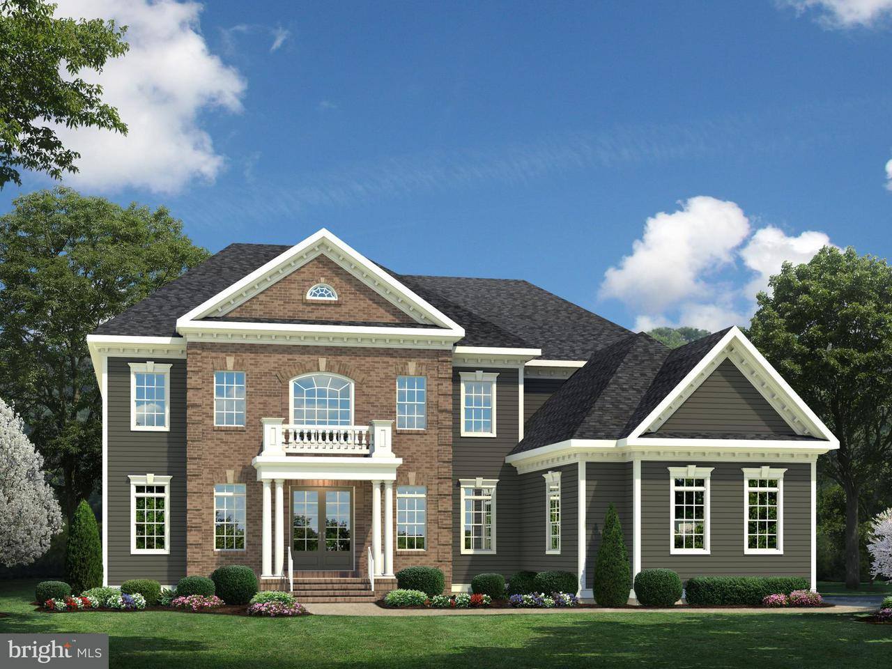 Single Family Home for Sale at LINWOOD MANOR Place LINWOOD MANOR Place Ashburn, Virginia 20148 United States