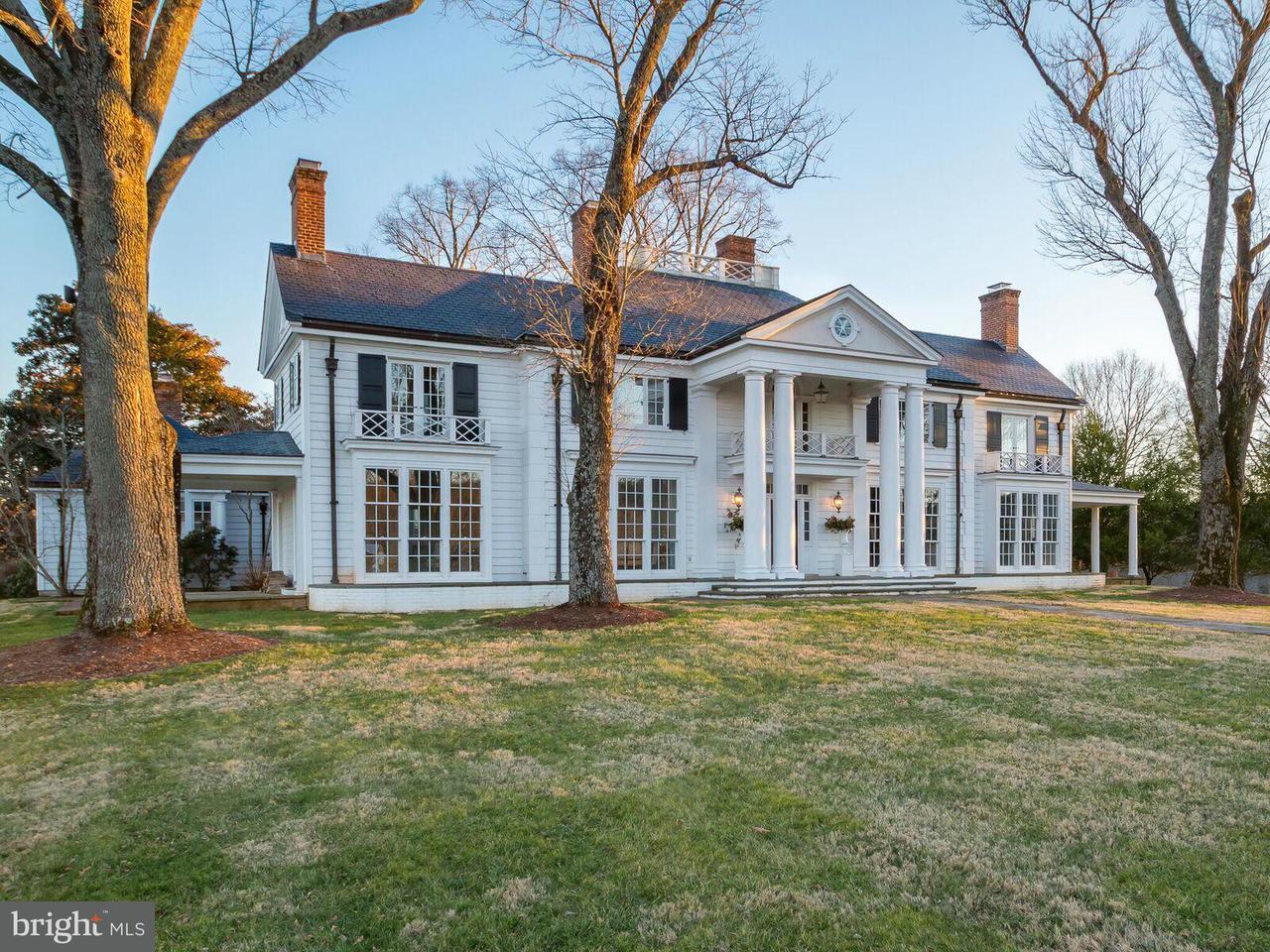 Farm for Sale at 5350 LOUISA Road 5350 LOUISA Road Keswick, Virginia 22947 United States