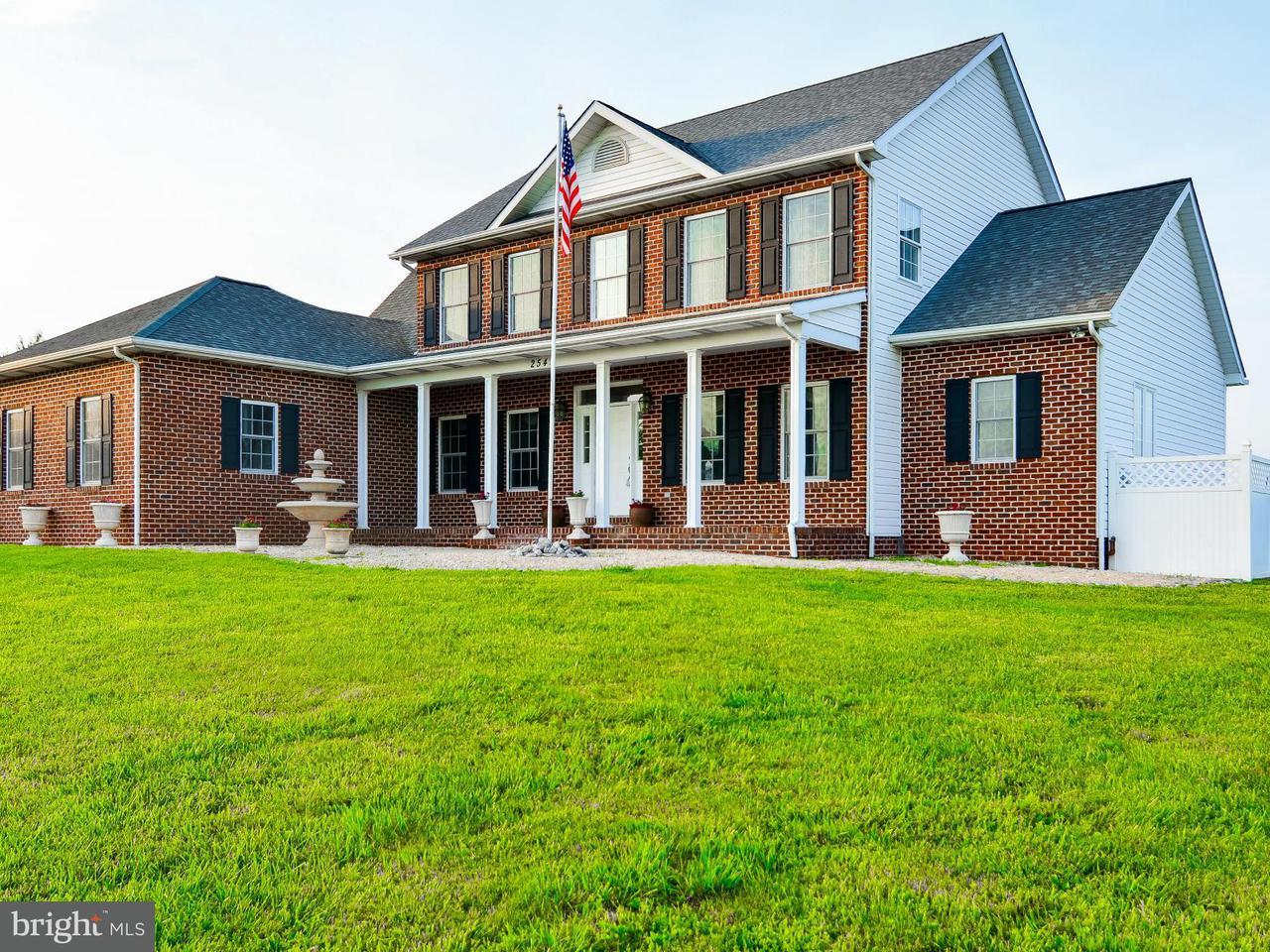 Eensgezinswoning voor Verkoop een t 2545 WHITEFORD Road 2545 WHITEFORD Road Whiteford, Maryland 21160 Verenigde Staten