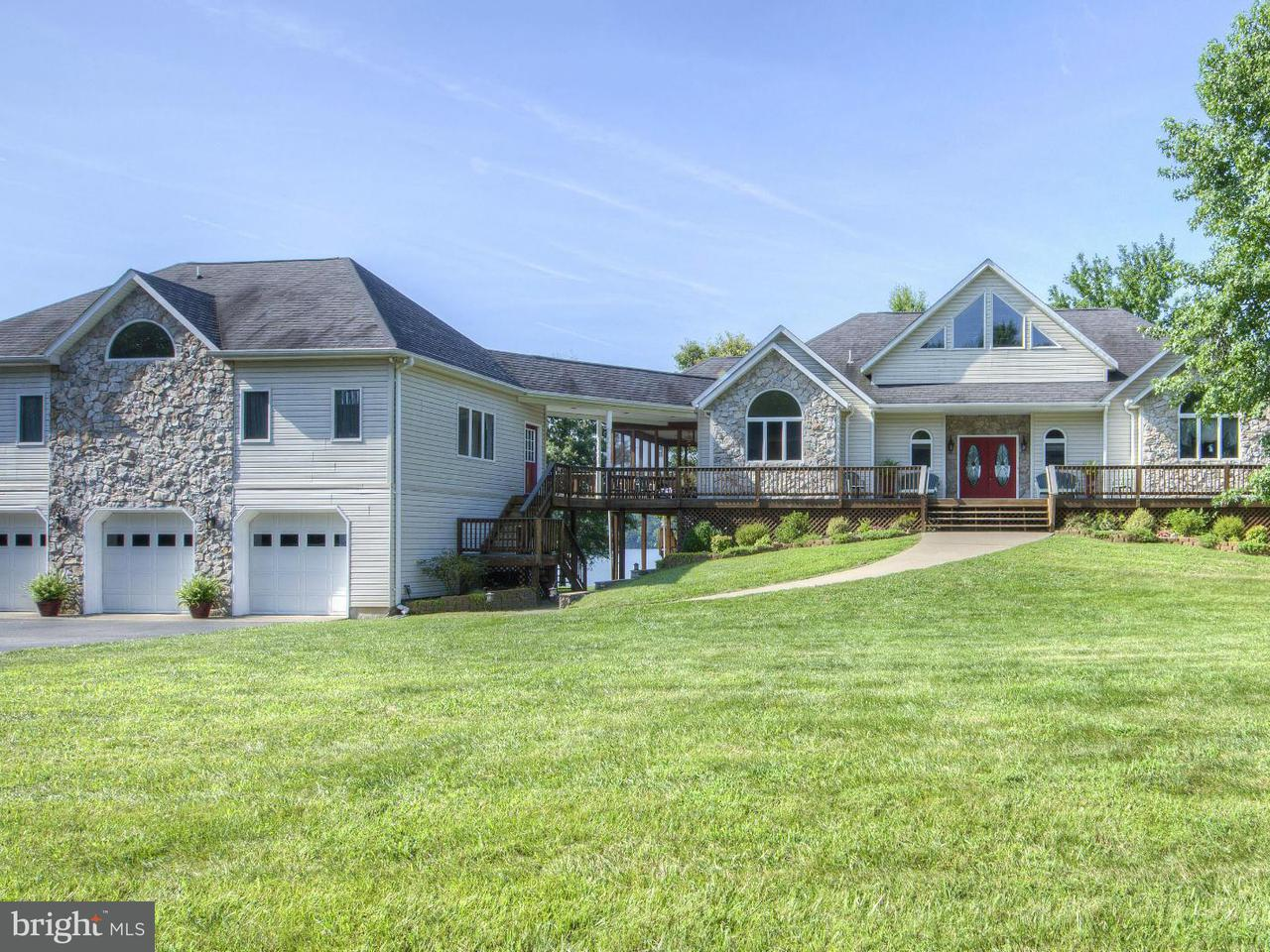 Single Family Home for Sale at 9675 KENTUCKY SPRINGS Road 9675 KENTUCKY SPRINGS Road Mineral, Virginia 23117 United States