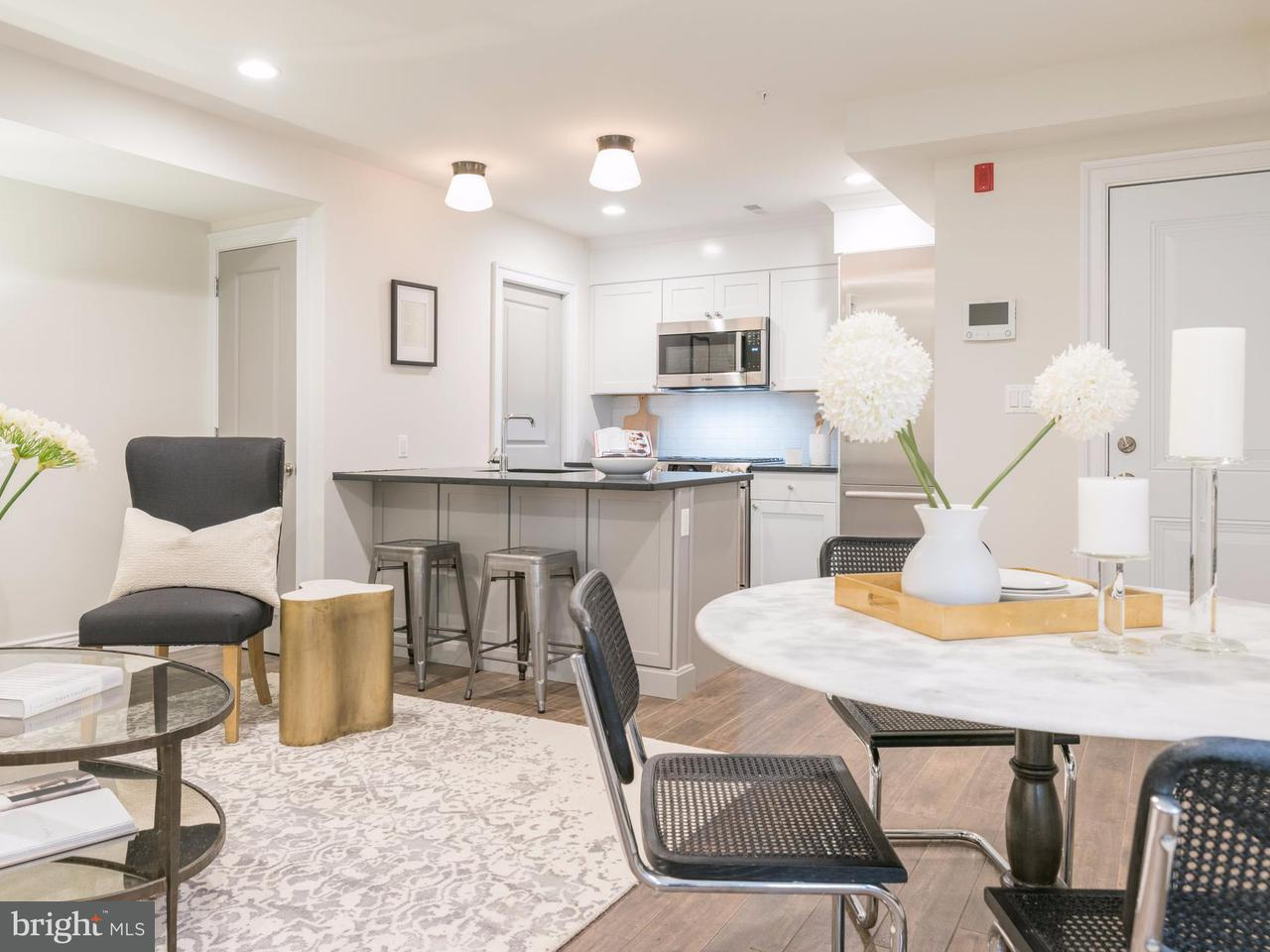Townhouse for Sale at 1848 BILTMORE ST NW #2 1848 BILTMORE ST NW #2 Washington, District Of Columbia 20009 United States