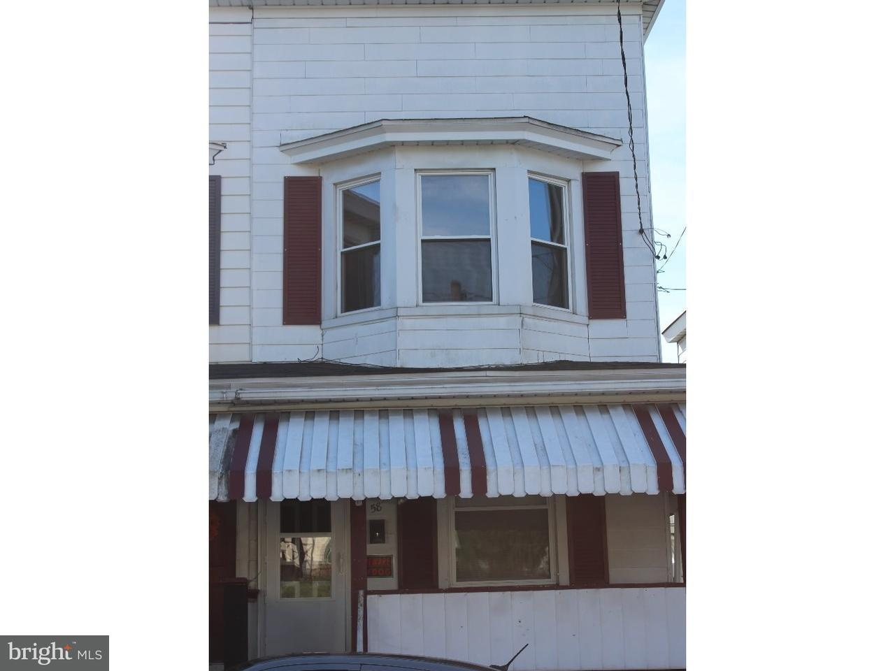 Casa unifamiliar adosada (Townhouse) por un Venta en 58 5TH Street Coaldale, Pennsylvania 18218 Estados Unidos