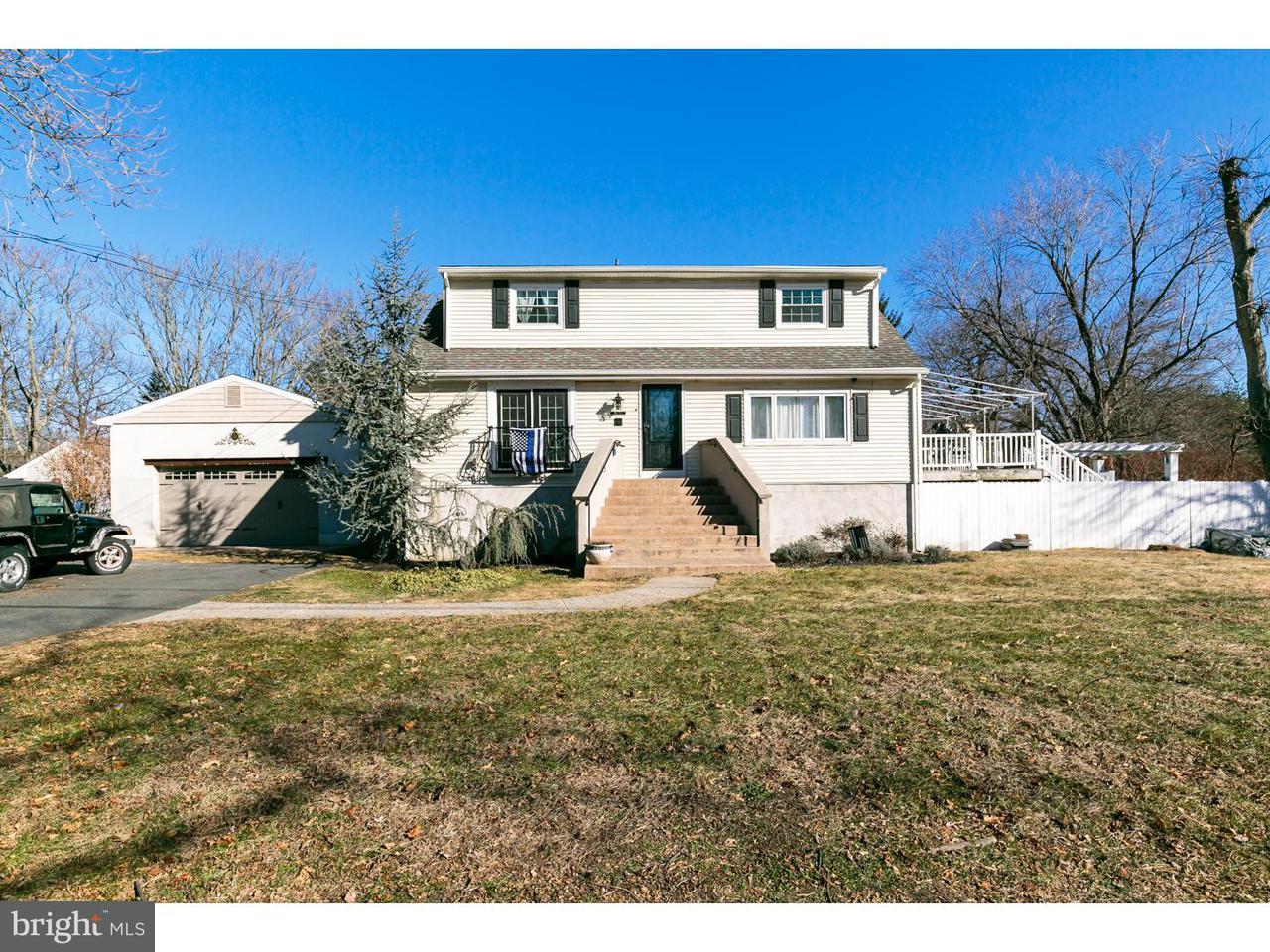 Einfamilienhaus für Verkauf beim 1808 ADAMS Street Cinnaminson Township, New Jersey 08077 Vereinigte Staaten