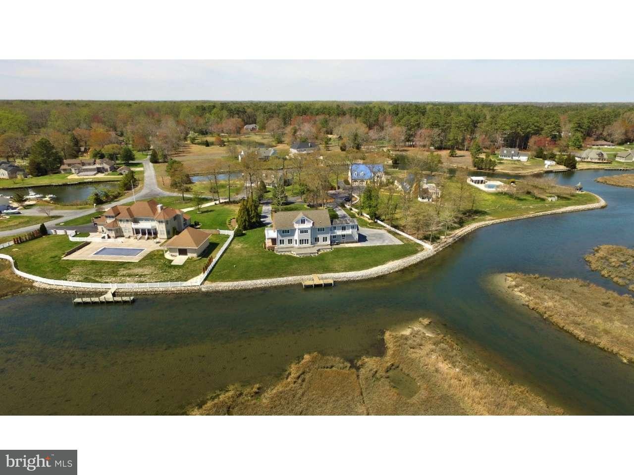 Single Family Home for Sale at 5 E ISLAND Road Millsboro, Delaware 19966 United States