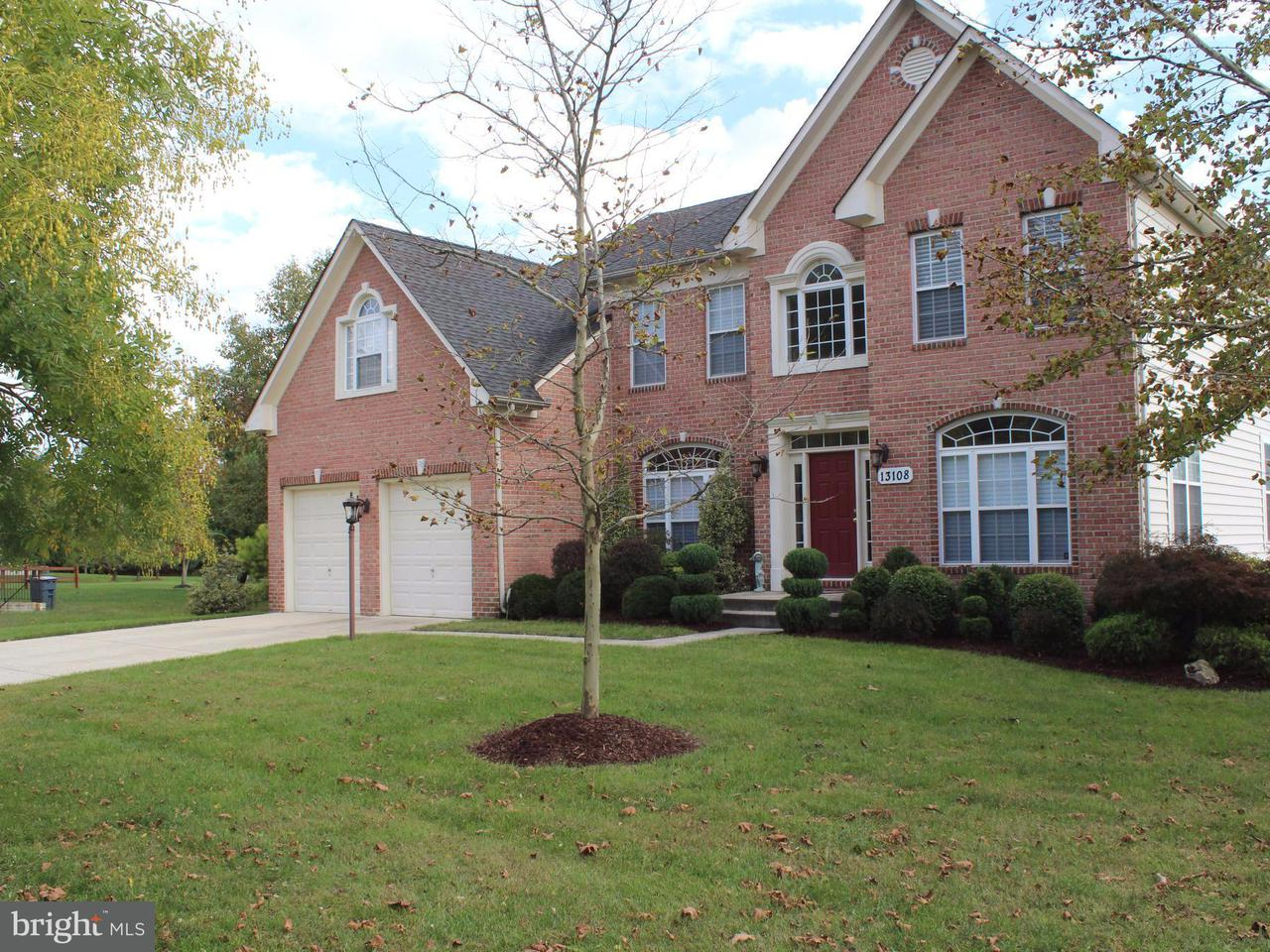 Eensgezinswoning voor Verkoop een t 13108 JORDANS ENDEAVOR Drive 13108 JORDANS ENDEAVOR Drive Bowie, Maryland 20720 Verenigde Staten