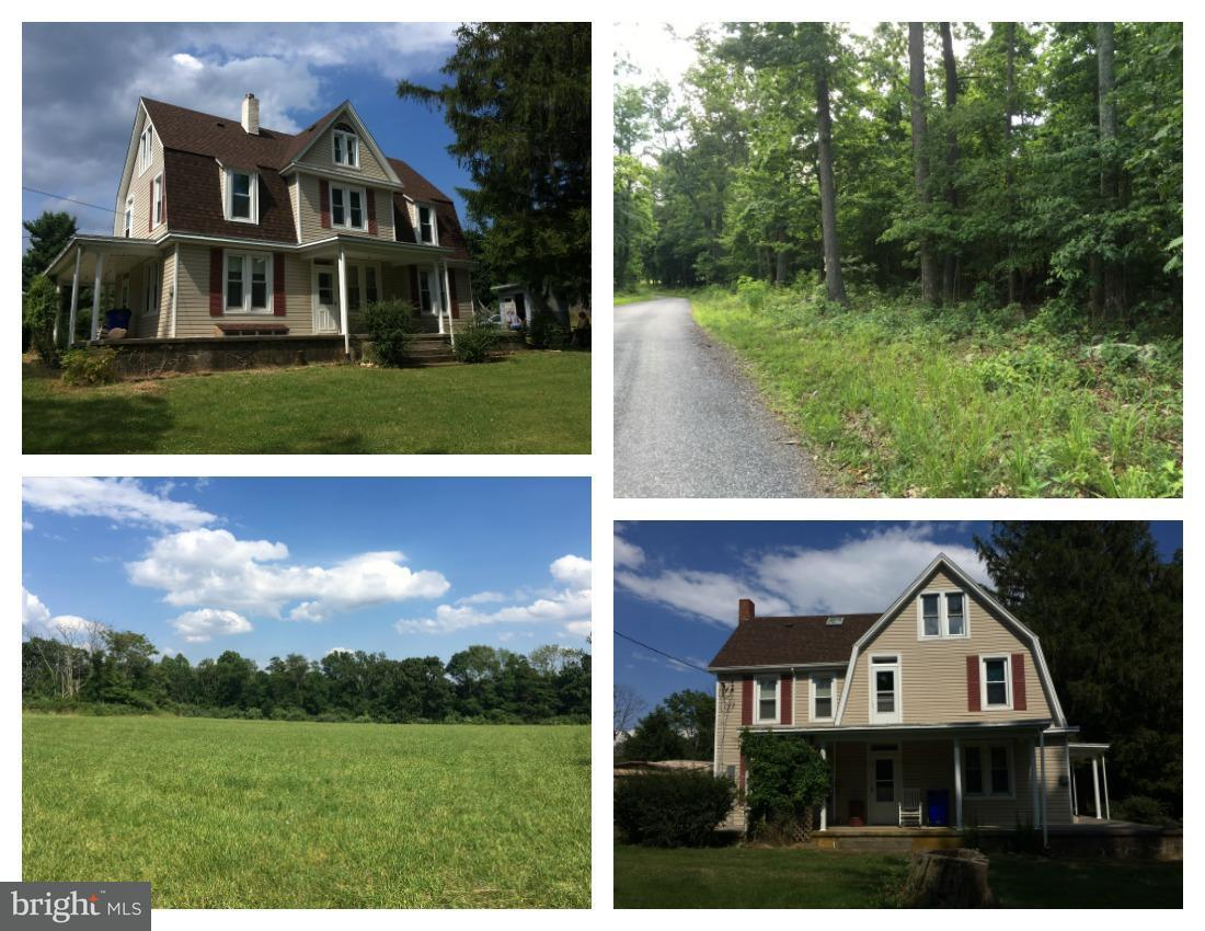 Single Family Home for Sale at 6730 DEBOLD Road 6730 DEBOLD Road Sabillasville, Maryland 21780 United States
