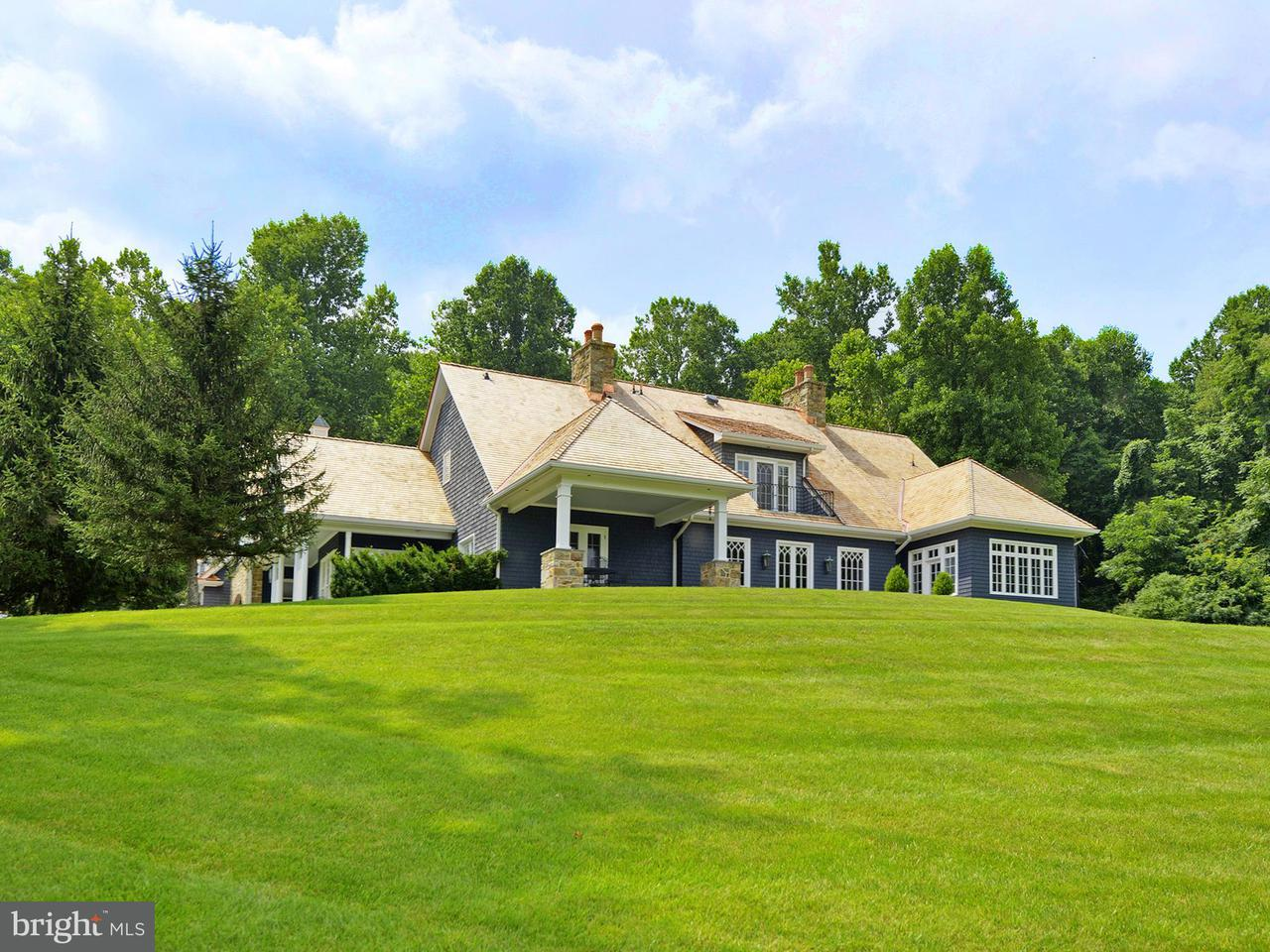 Single Family Home for Sale at 17697 RAVEN ROCKS Road 17697 RAVEN ROCKS Road Bluemont, Virginia 20135 United States