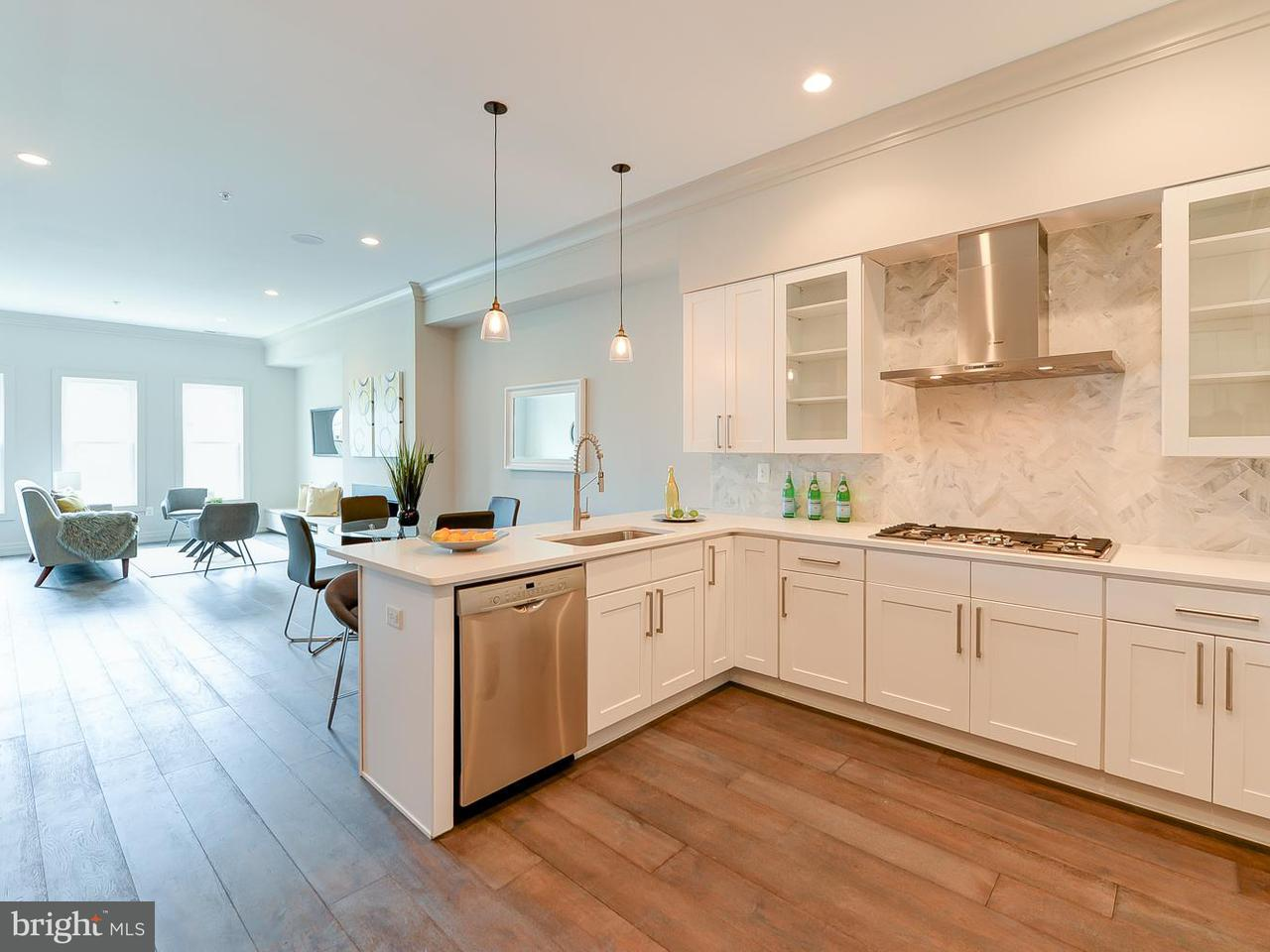 Single Family for Sale at 37 W St NW #2 Washington, District Of Columbia 20001 United States
