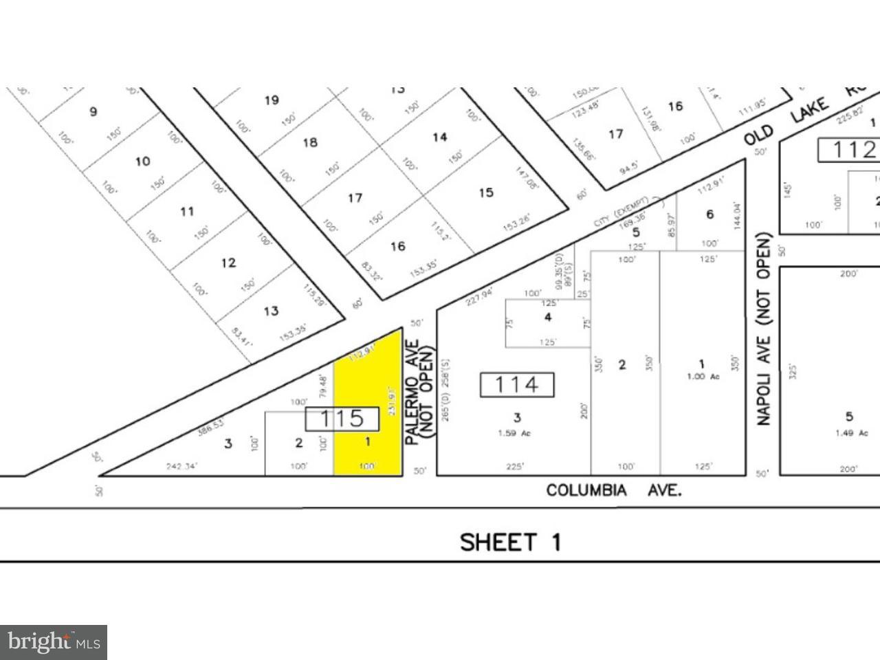 Maison unifamiliale pour l à louer à COLUMBIA Avenue Newfield, New Jersey 08344 États-Unis