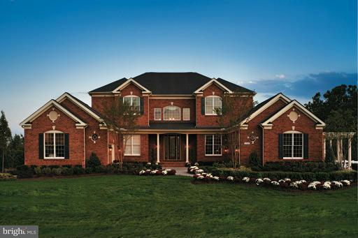 Maison unifamiliale pour l Vente à 11313 MARLBORO RIDGE Road 11313 MARLBORO RIDGE Road Upper Marlboro, Maryland 20772 États-Unis