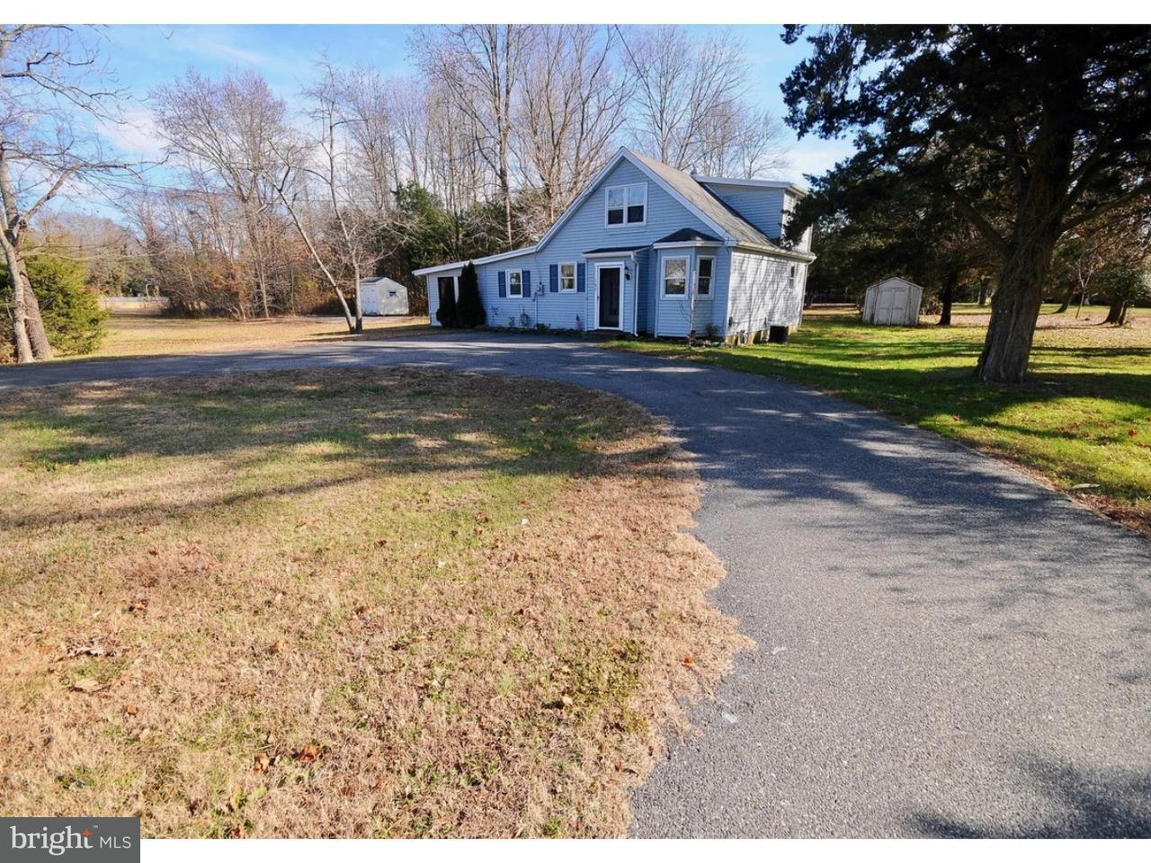 Maison unifamiliale pour l Vente à 157 PORT ELIZABETH CUMB. Port Elizabeth, New Jersey 08332 États-Unis