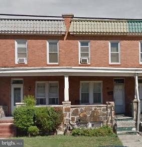 Single Family for Sale at 3208 Baltimore St W Baltimore, Maryland 21229 United States