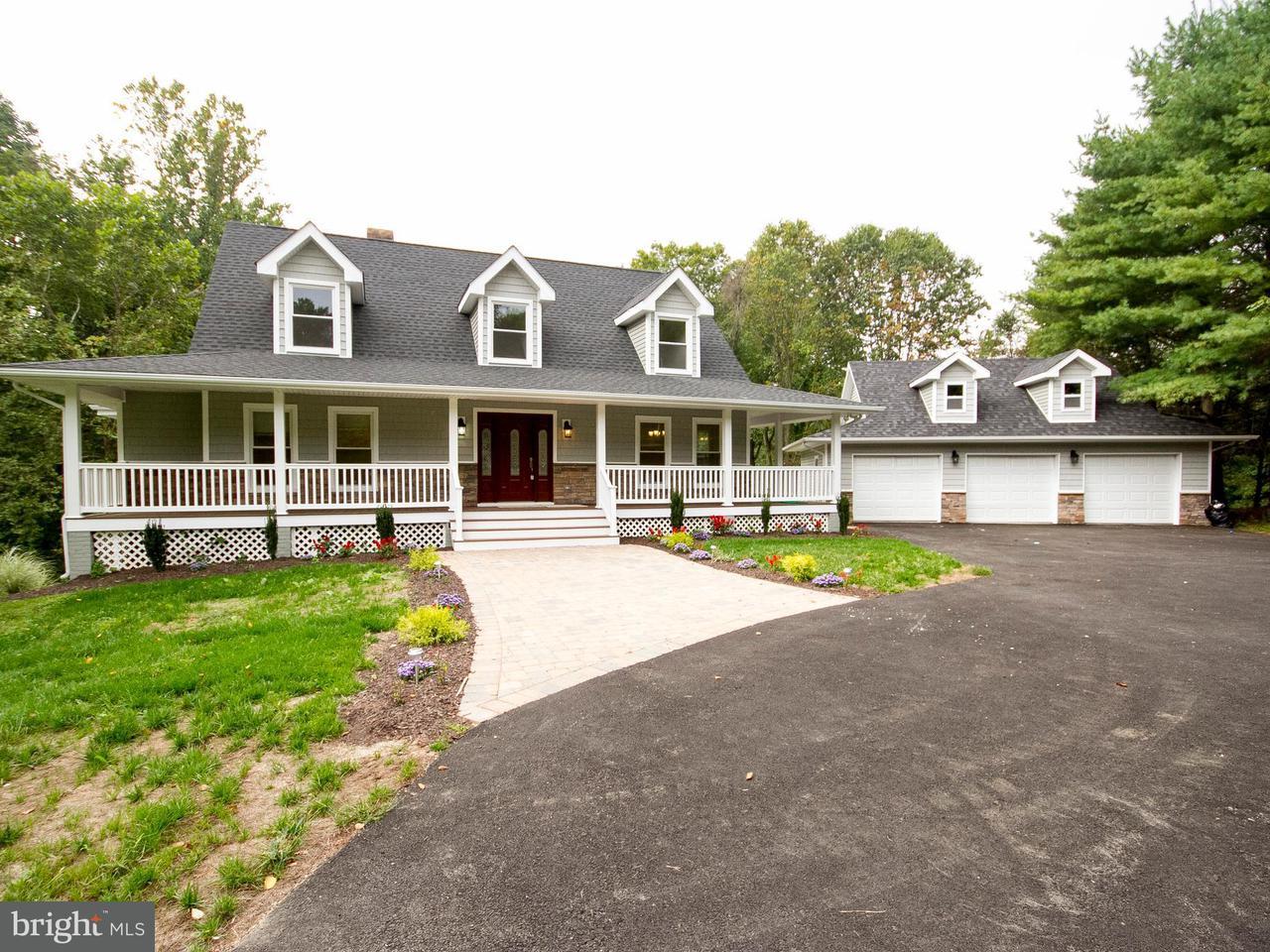 Casa Unifamiliar por un Venta en 2750 WYNFIELD Road 2750 WYNFIELD Road West Friendship, Maryland 21794 Estados Unidos