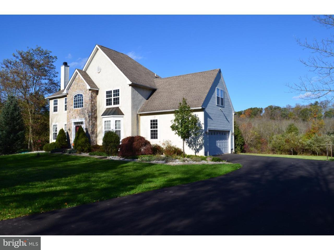 独户住宅 为 出租 在 7455 OLD EASTON Road 派珀斯威尔, 宾夕法尼亚州 18947 美国