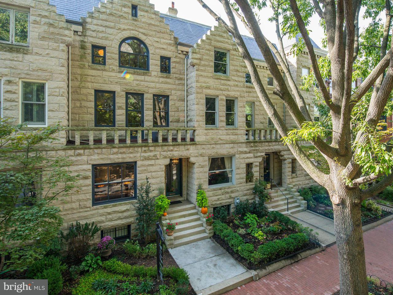 Single Family for Sale at 1115 East Capitol St SE Washington, District Of Columbia 20003 United States
