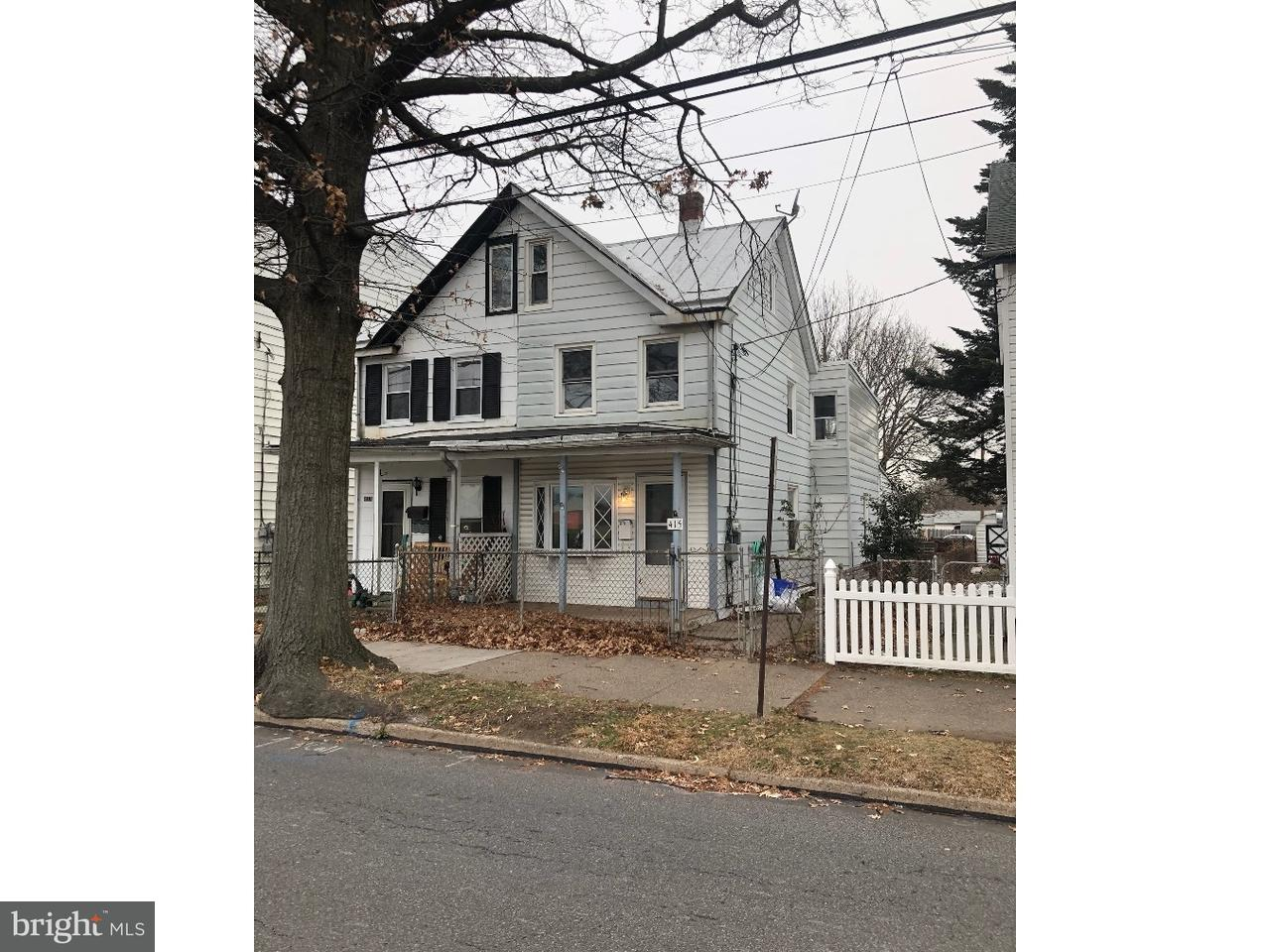 Maison accolée pour l à louer à 415 BUCKLEY Street Bristol, Pennsylvanie 19007 États-Unis