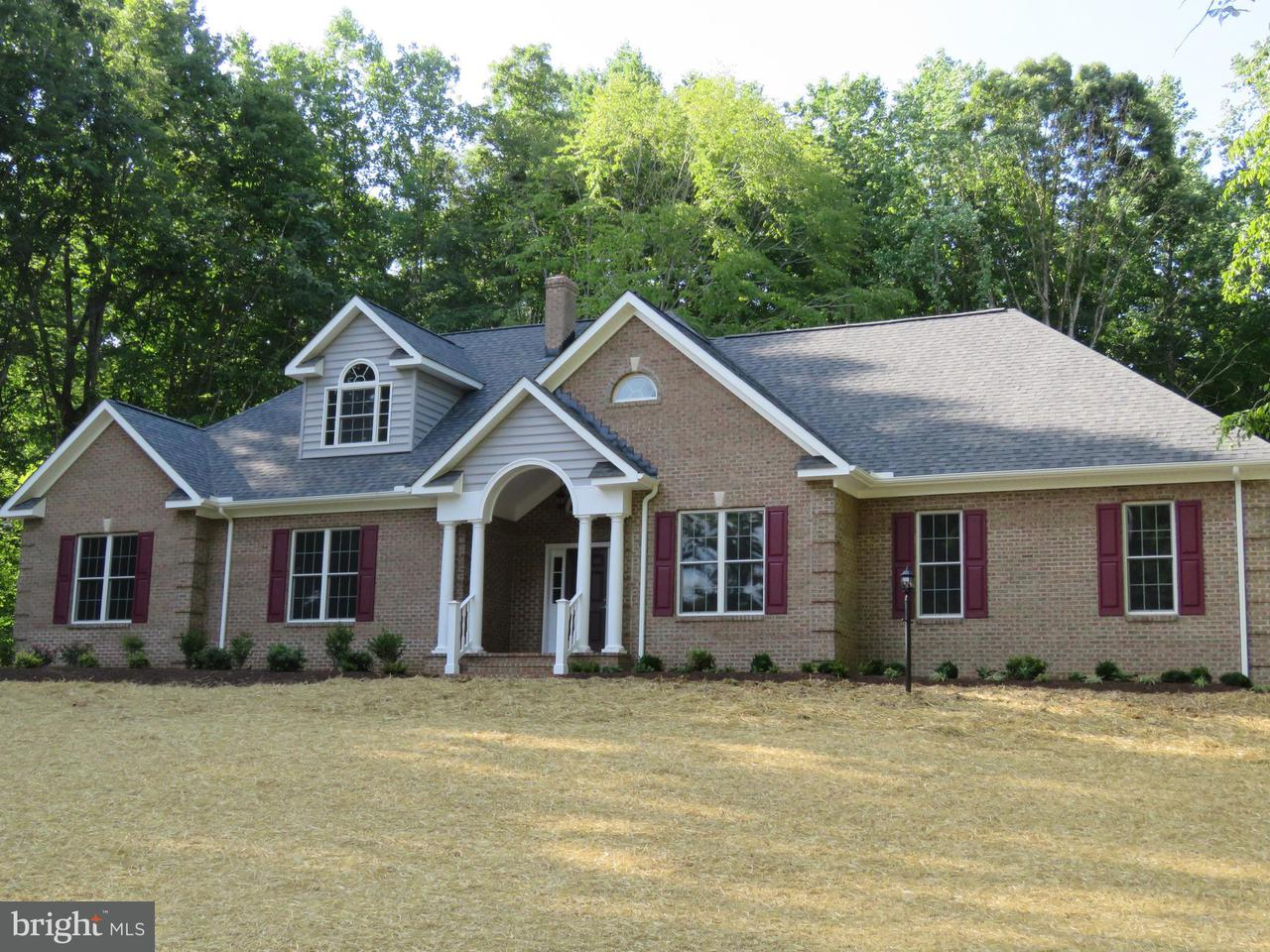 Single Family Home for Sale at 10 MARTINGALE Court 10 MARTINGALE Court Culpeper, Virginia 22701 United States