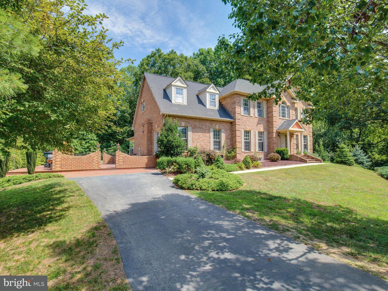 Casa Unifamiliar por un Venta en 16700 SWANSON COVE Court 16700 SWANSON COVE Court Hughesville, Maryland 20637 Estados Unidos
