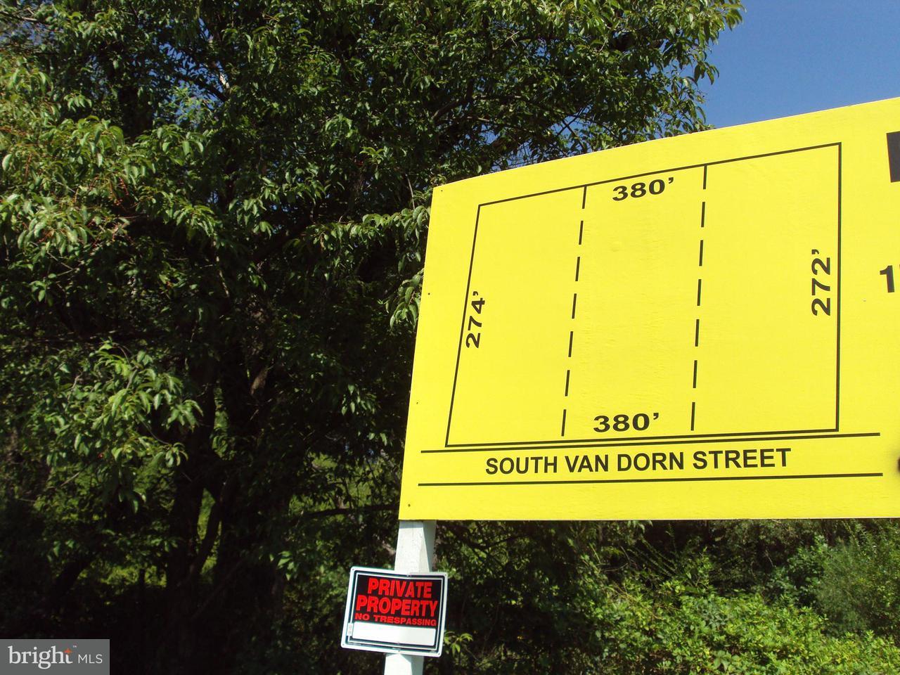 Οικόπεδο για την Πώληση στο 5939 VAN DORN Street 5939 VAN DORN Street Alexandria, Βιρτζινια 22310 Ηνωμενεσ Πολιτειεσ