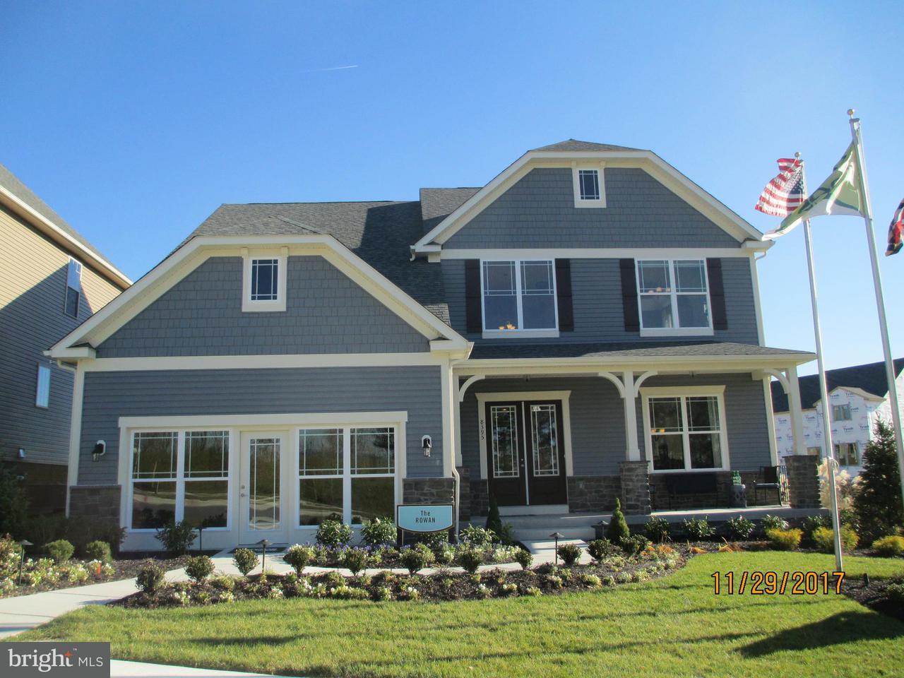 Casa Unifamiliar por un Venta en 8395 Pine Bluff Road 8395 Pine Bluff Road Frederick, Maryland 21704 Estados Unidos