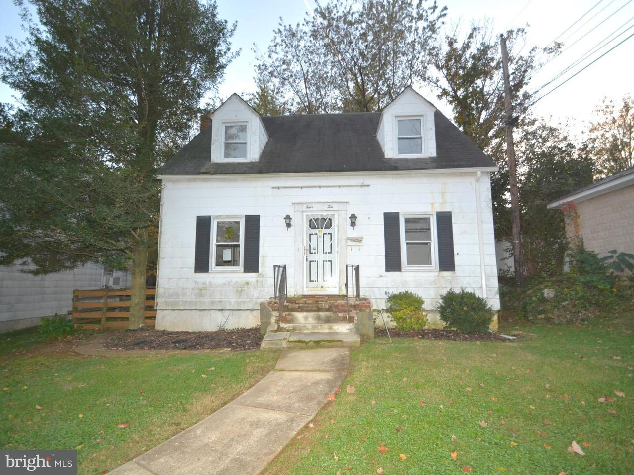 Single Family for Sale at 410 Kingston Rd Baltimore, Maryland 21229 United States