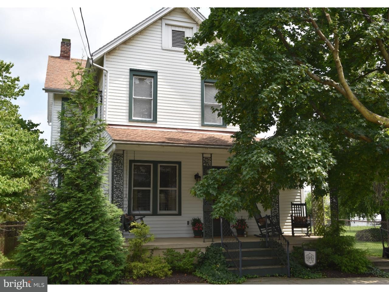 Casa Unifamiliar por un Venta en 215 W PENN Avenue Robesonia, Pennsylvania 19551 Estados Unidos