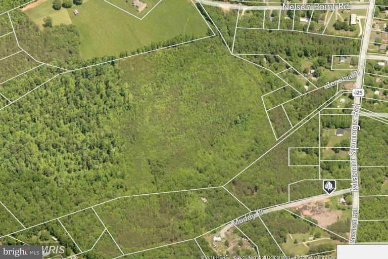 Land for Sale at 5280 Muddy Place 5280 Muddy Place Indian Head, Maryland 20640 United States
