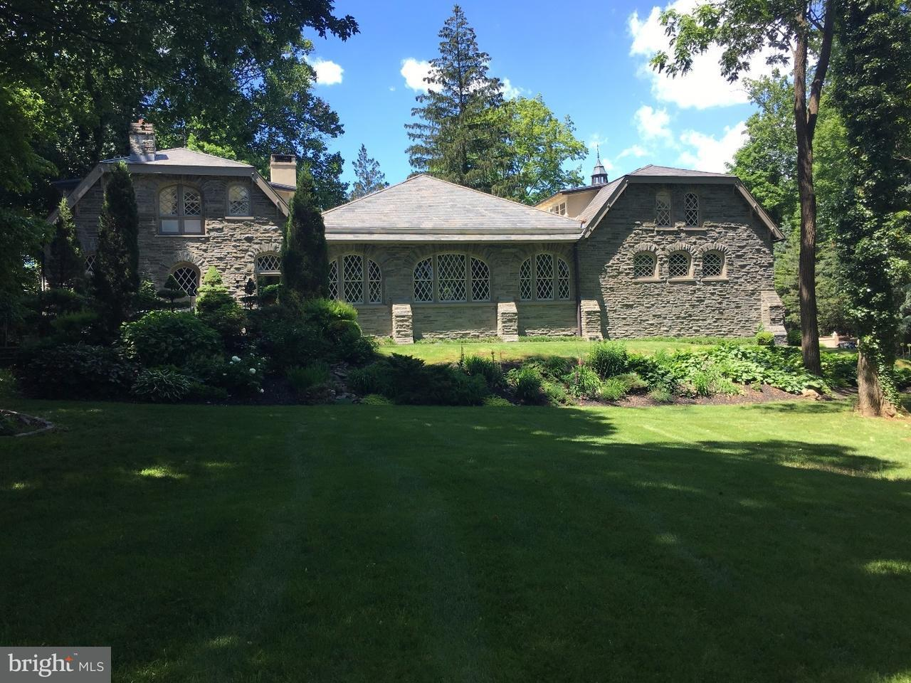 Single Family Home for Sale at 3202 SAINT DAVIDS Road Newtown Square, Pennsylvania 19073 United States