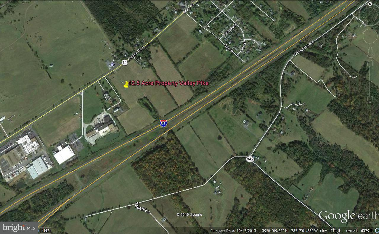 Land for Sale at Valley Pike Valley Pike Middletown, Virginia 22645 United States