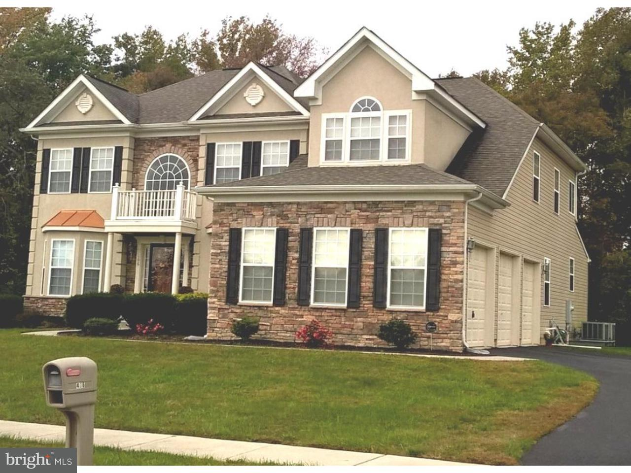 Single Family Home for Sale at 406 ZAMORA Court Townsend, Delaware 19734 United States