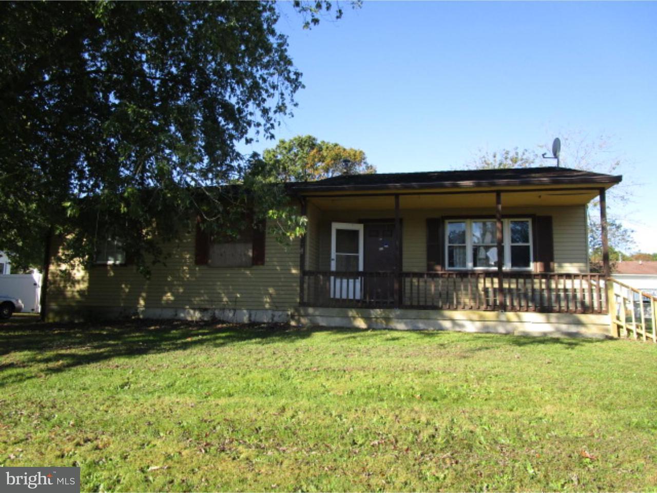 Частный односемейный дом для того Продажа на 508 MARTINELLI Avenue Minotola, Нью-Джерси 08341 Соединенные Штаты