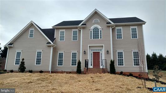 獨棟家庭住宅 為 出售 在 LOT 26 BLUE RIDGE TERRACE LOT 26 BLUE RIDGE TERRACE Gordonsville, 弗吉尼亞州 22942 美國