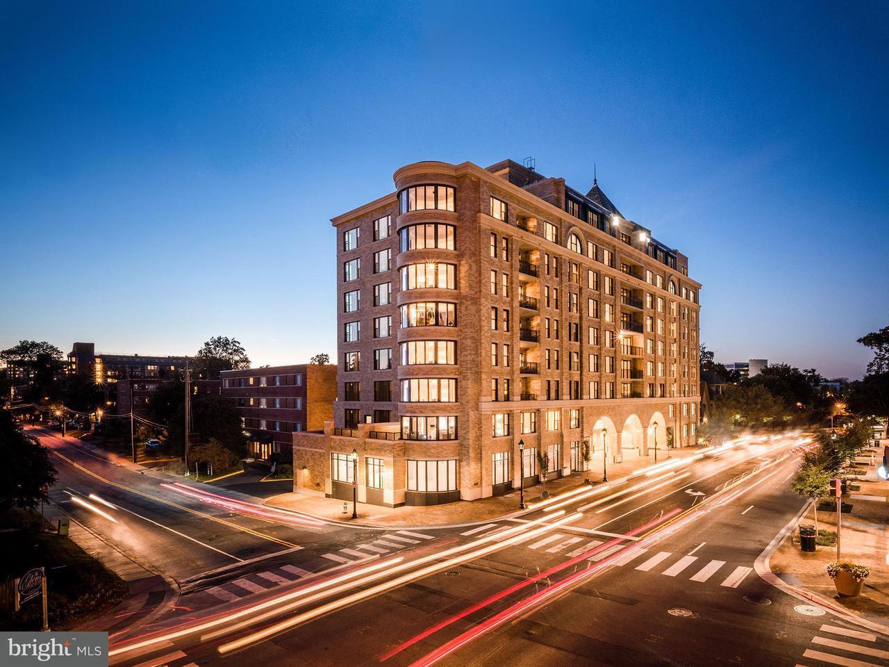 Appartement en copropriété pour l Vente à 8302 WOODMONT AVE #702 8302 WOODMONT AVE #702 Bethesda, Maryland 20814 États-Unis