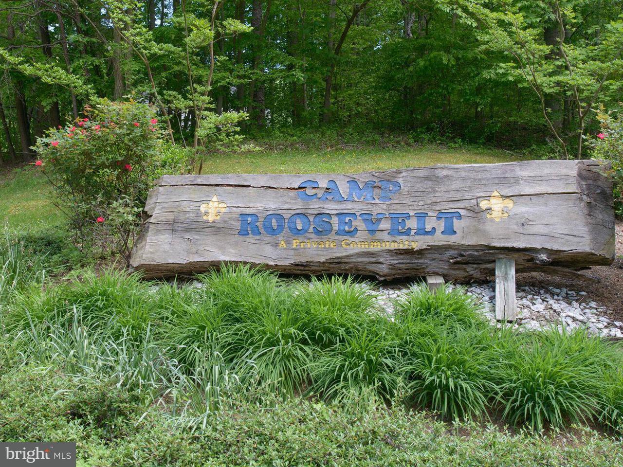 独户住宅 为 销售 在 4750 CAMP ROOSEVELT Drive 4750 CAMP ROOSEVELT Drive Chesapeake Beach, 马里兰州 20732 美国