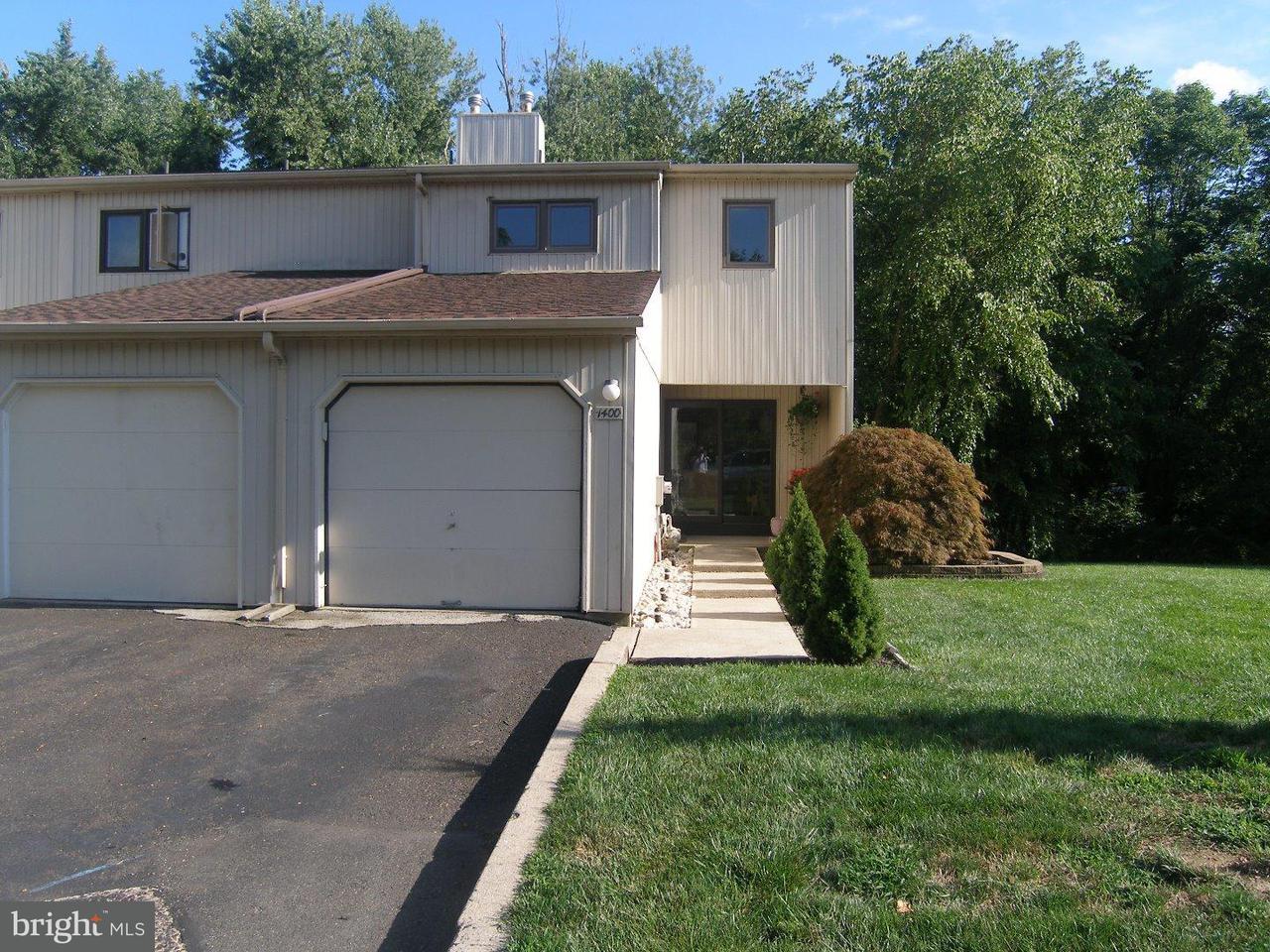 联栋屋 为 出租 在 1400 SENECA RUN 安布勒, 宾夕法尼亚州 19002 美国
