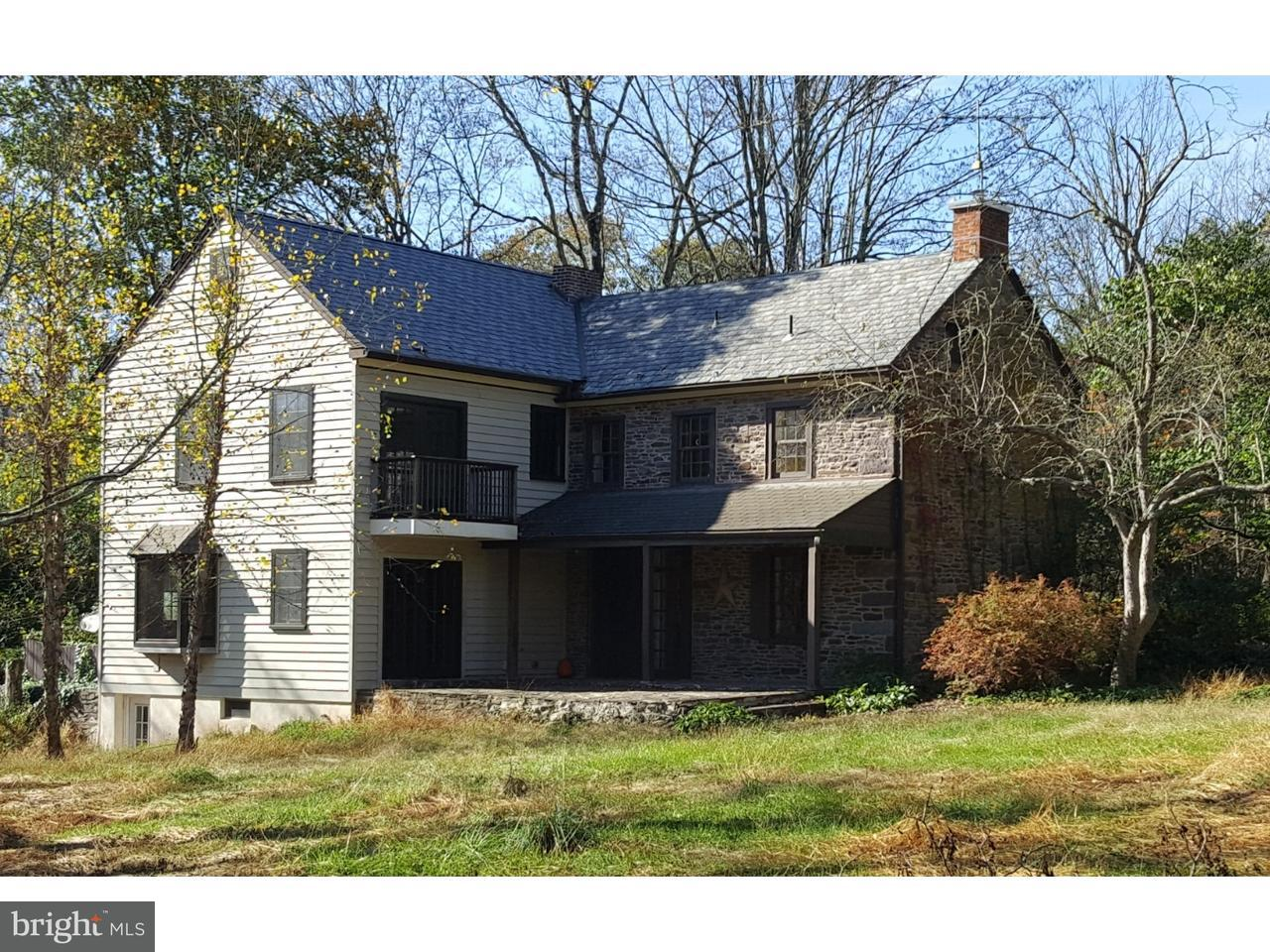 Single Family Home for Sale at 38,38 A CENTER Road Tinicum, Pennsylvania 18920 United States