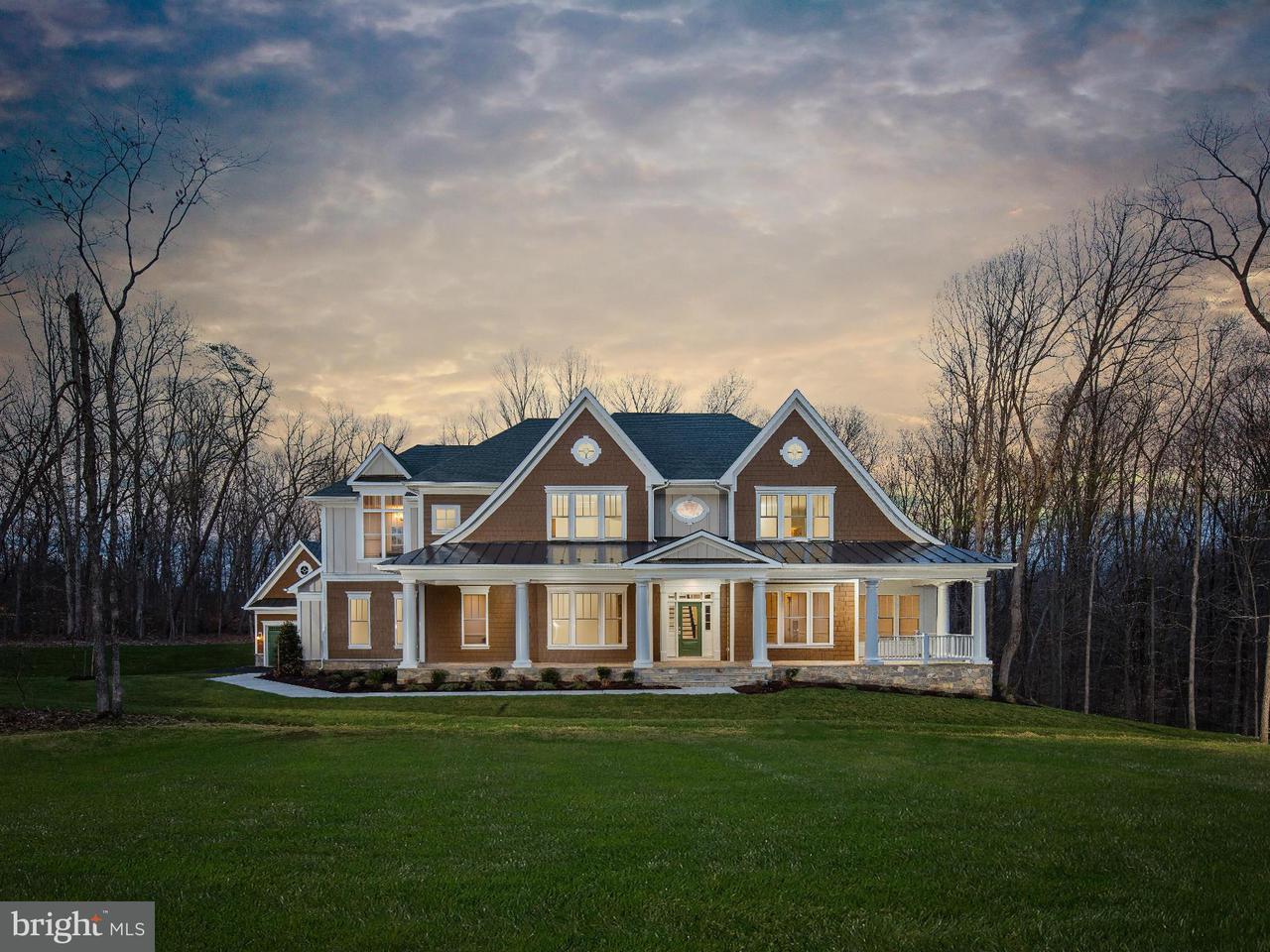 Single Family for Sale at 5800 Fox Chapel Estates Dr Fairfax, Virginia 22030 United States