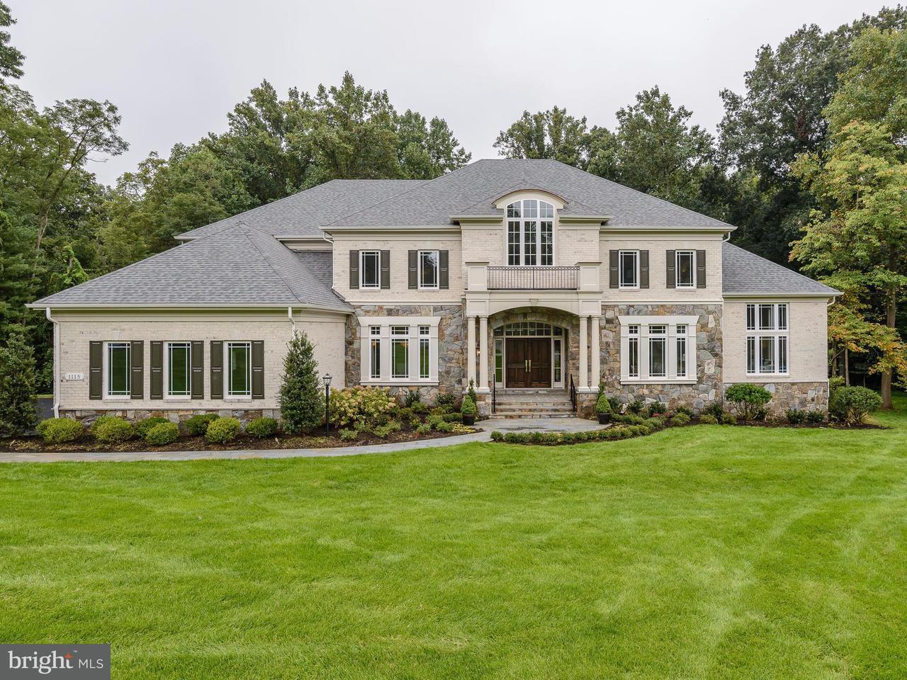一戸建て のために 売買 アット HARLEY ROAD HOMESITE 4 HARLEY ROAD HOMESITE 4 Lorton, バージニア 22079 アメリカ合衆国