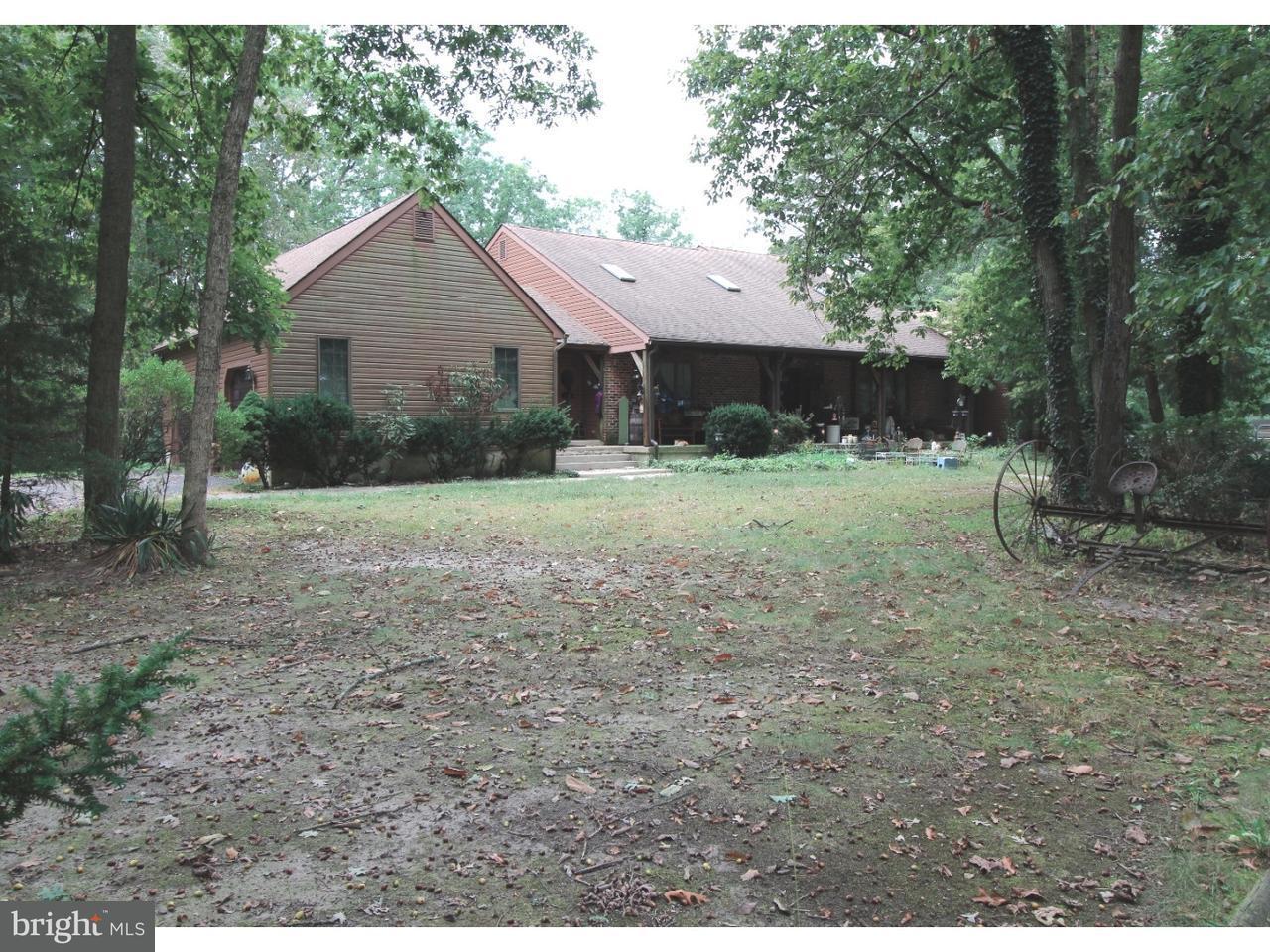 Maison unifamiliale pour l Vente à 9 EDGEWOOD Road Winslow, New Jersey 08081 États-Unis