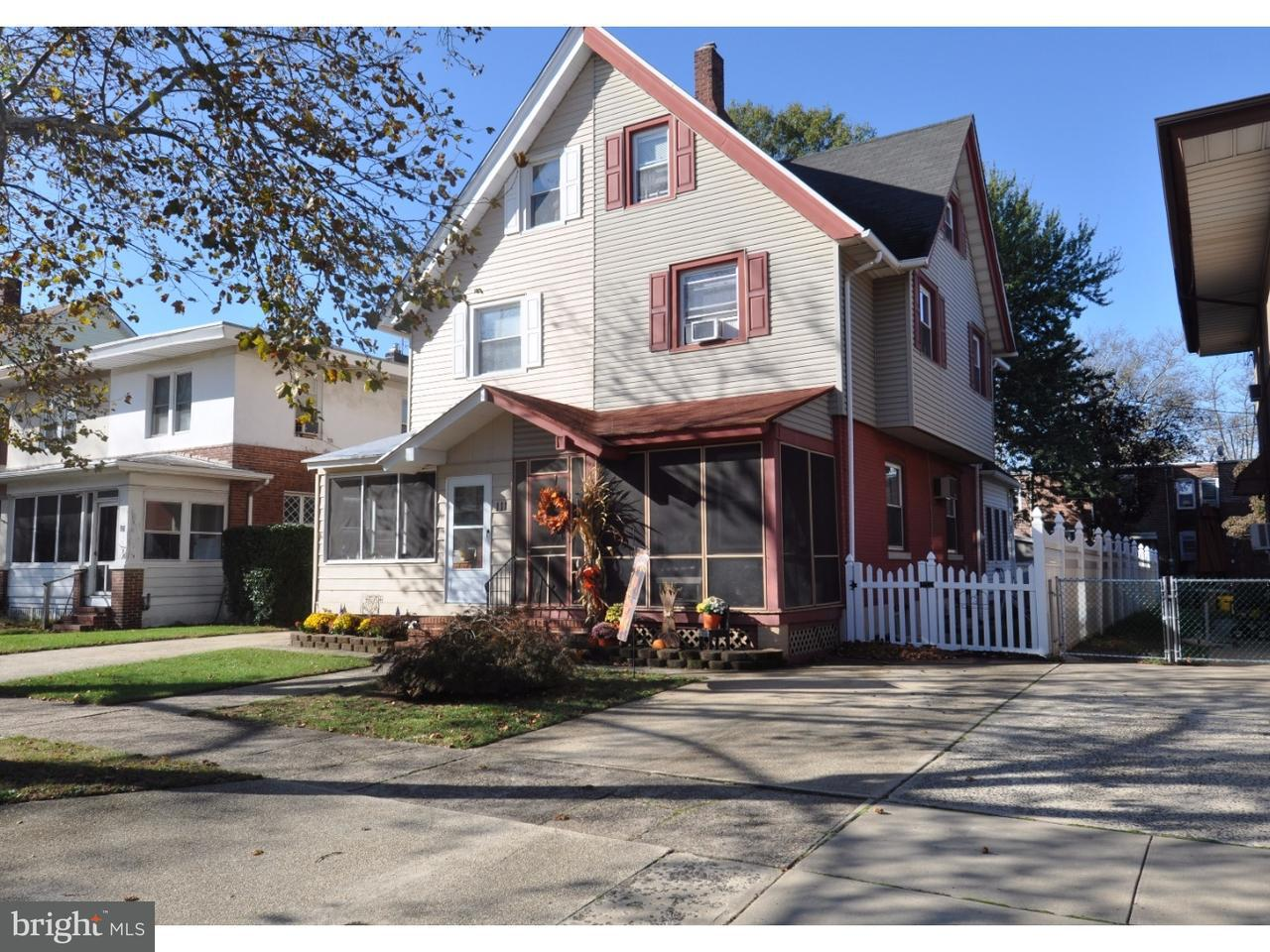 Townhouse for Sale at 109 6TH Avenue Roebling, New Jersey 08554 United States
