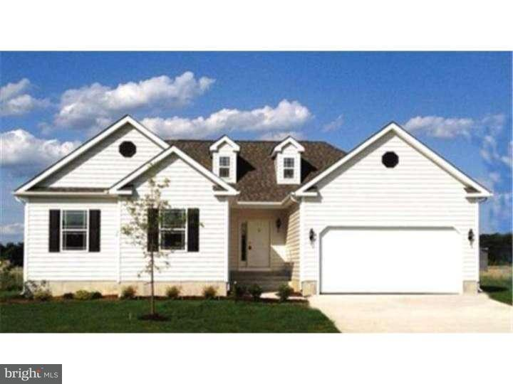 Single Family Home for Sale at Cape NORTHDOWN Drive Dover, Delaware 19904 United States