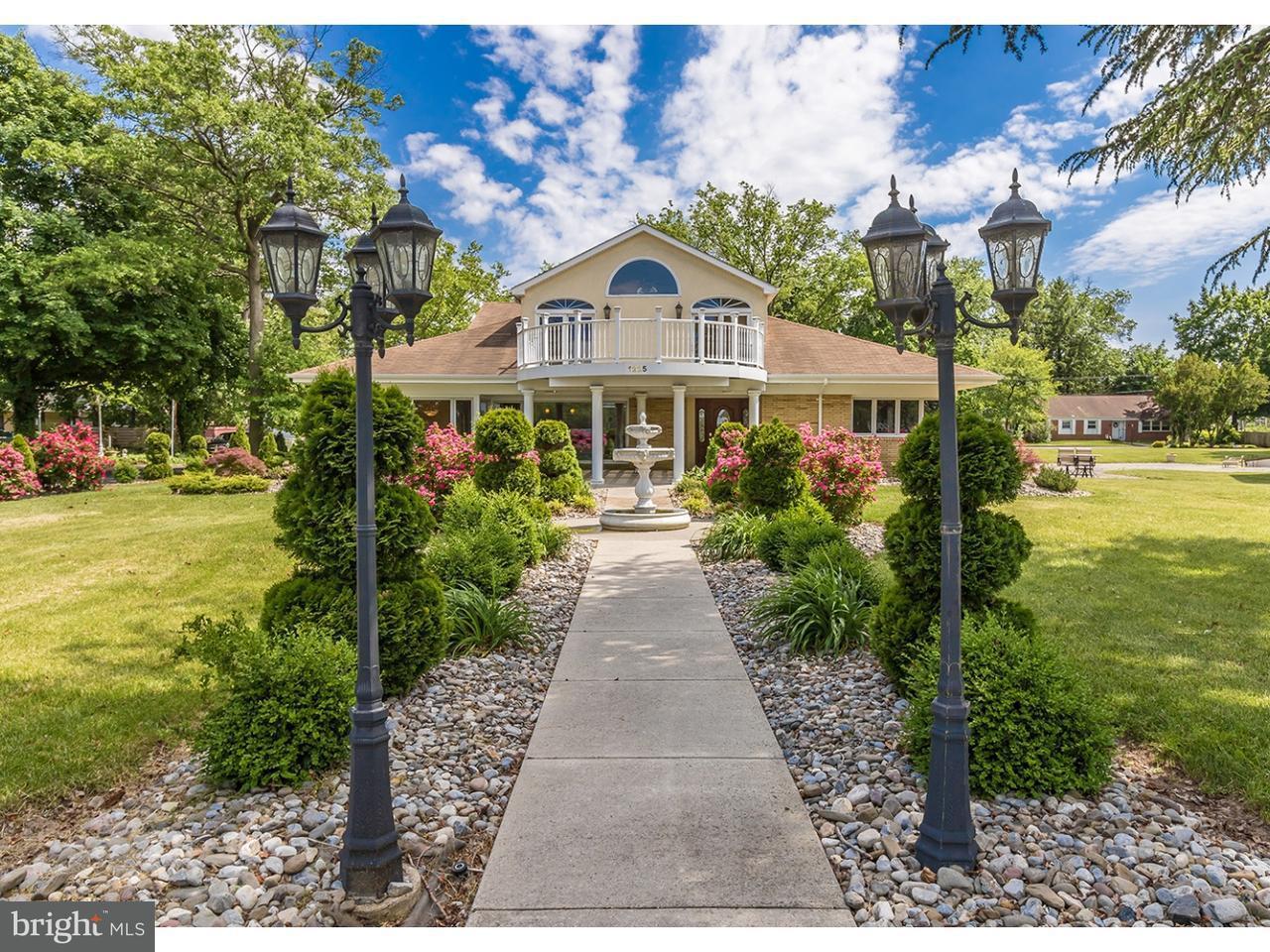 Частный односемейный дом для того Продажа на 1225 DELAWARE Avenue Delanco, Нью-Джерси 08075 Соединенные Штаты