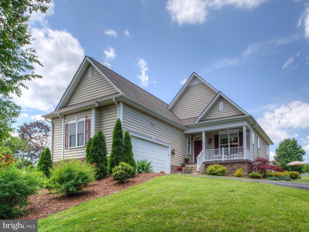 Maison unifamiliale pour l Vente à 187 VIRGINIA WAY 187 VIRGINIA WAY Mineral, Virginia 23117 États-Unis