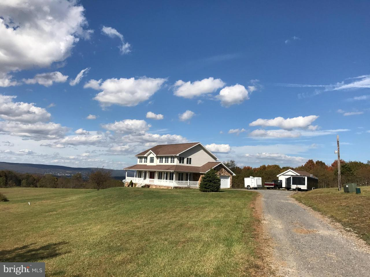 Single Family for Sale at 17707 Old Dans Rock Rd Midland, Maryland 21542 United States