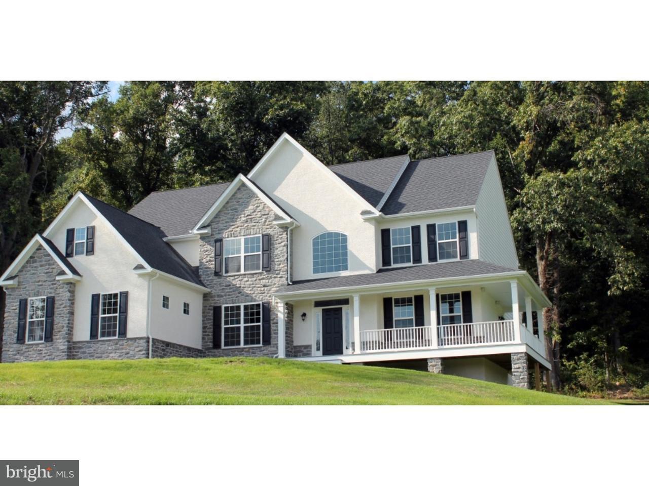 Частный односемейный дом для того Продажа на 11-5-44 EASTON Road Kintnersville, Пенсильвания 18930 Соединенные Штаты
