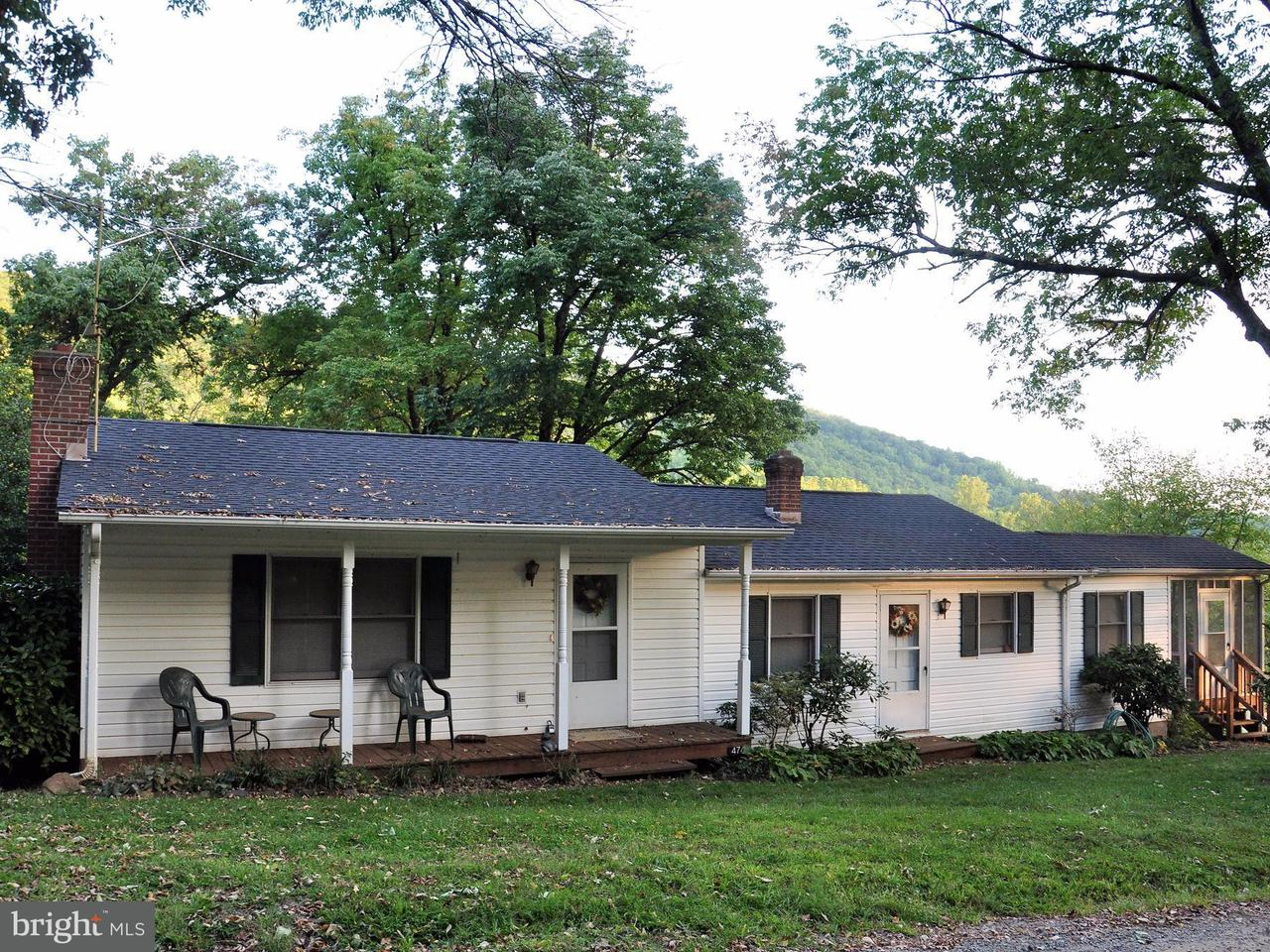 Single Family for Sale at 474 Shotwell Hollow Rd Syria, Virginia 22743 United States